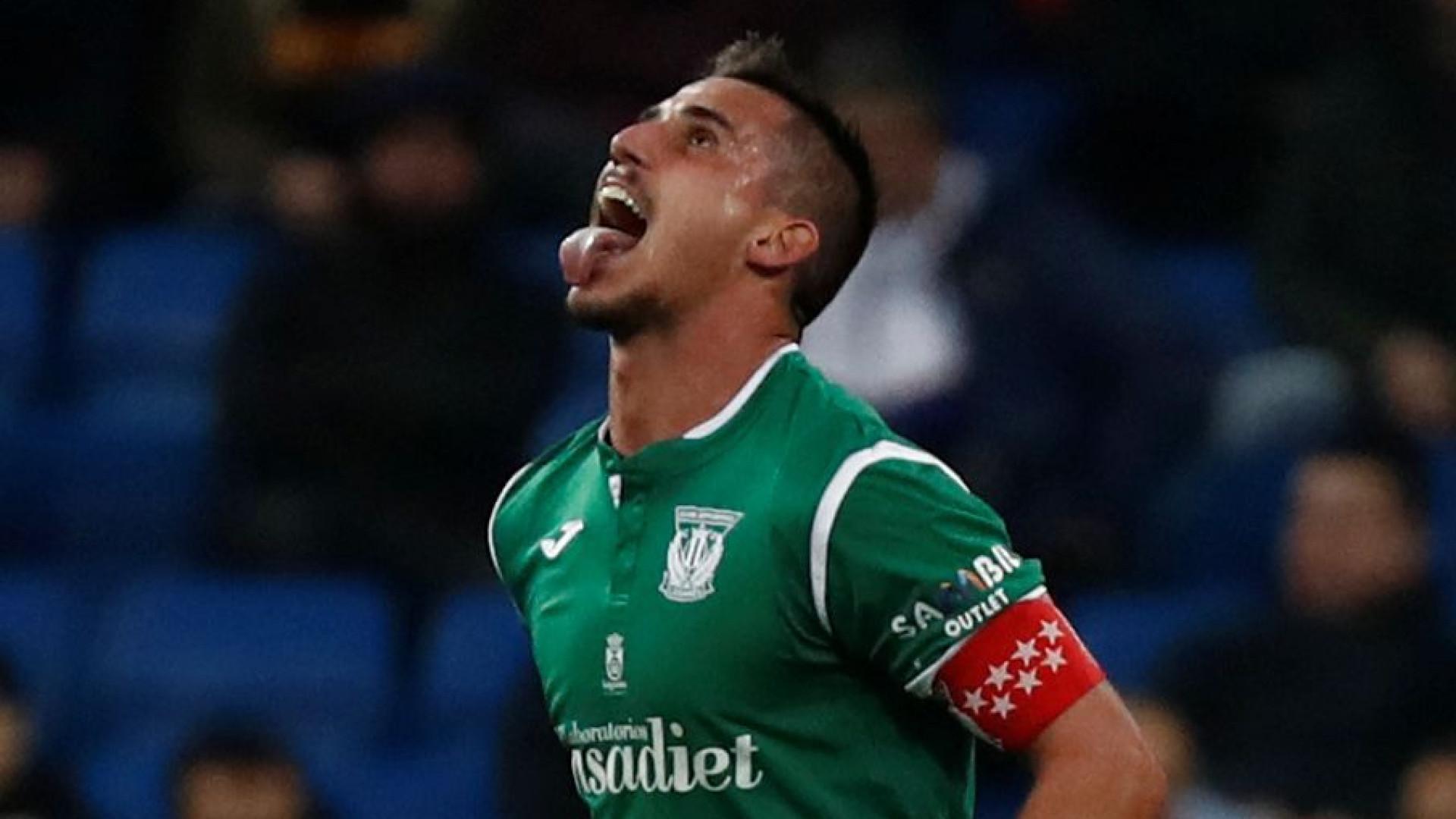 Benfica envia emissário a Espanha para desbloquear Gabriel