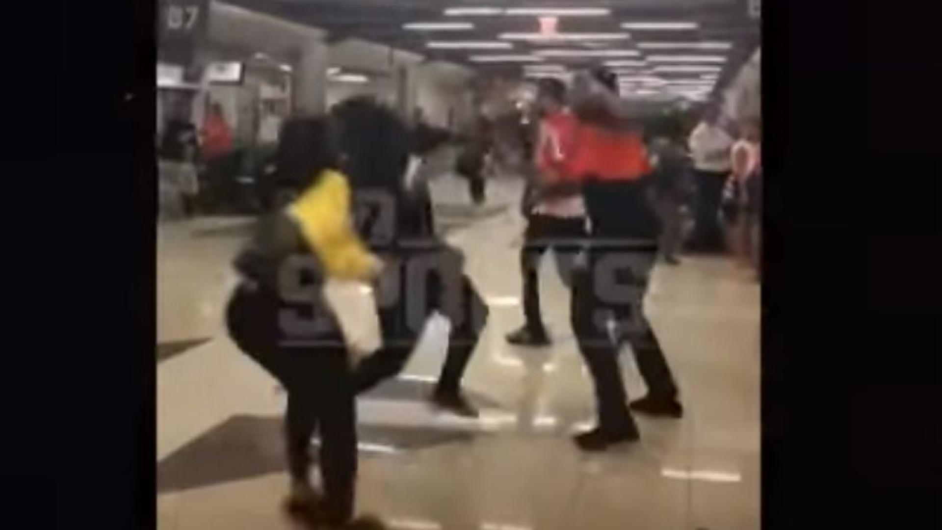 Inacreditável: Jogador da NFL andou ao soco com empregado do aeroporto