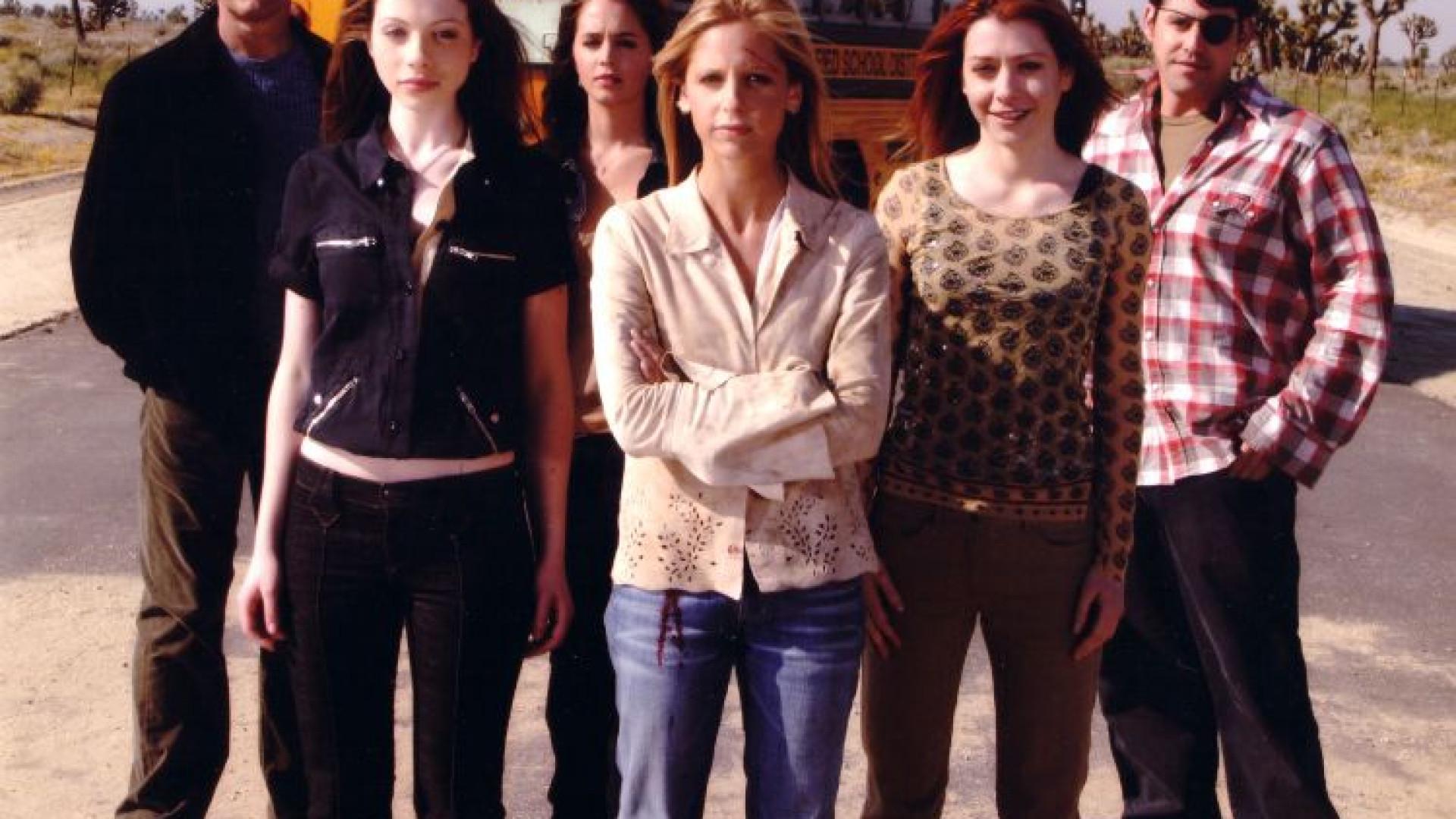 'Buffy - A Caçadora de Vampiros' vai voltar e traz novidades