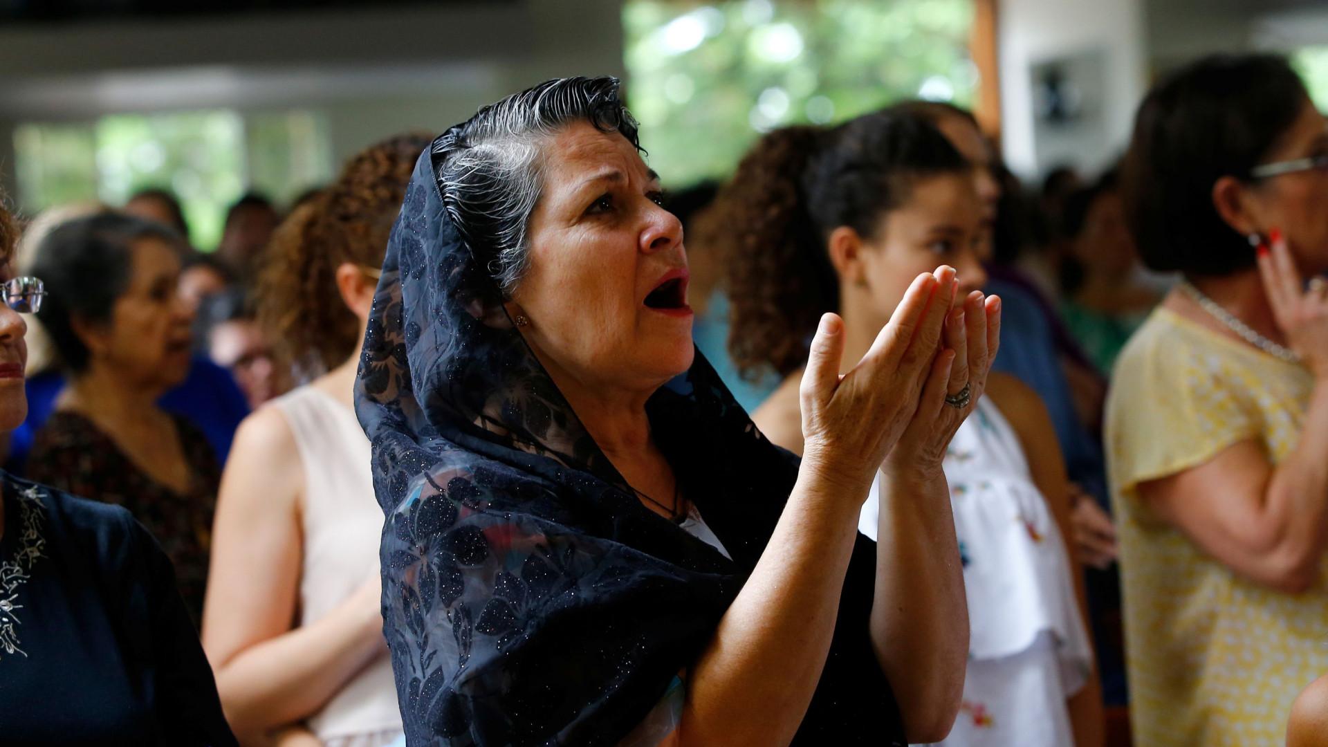 Polícia da Nicarágua expulsa mães que procuram filhos desaparecidos
