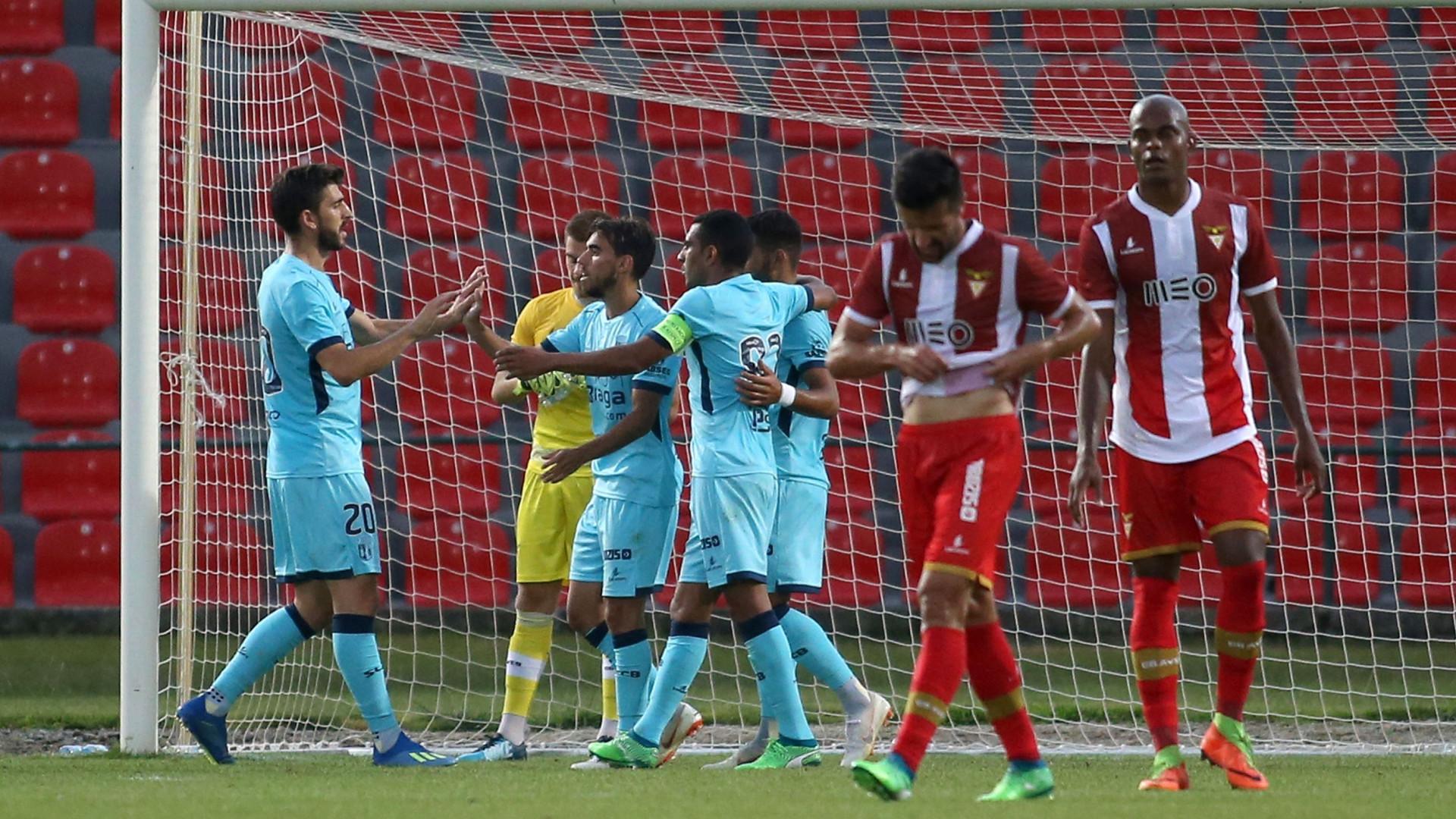 Sp. Braga vence na apresentação do Desportivo das Aves aos associados