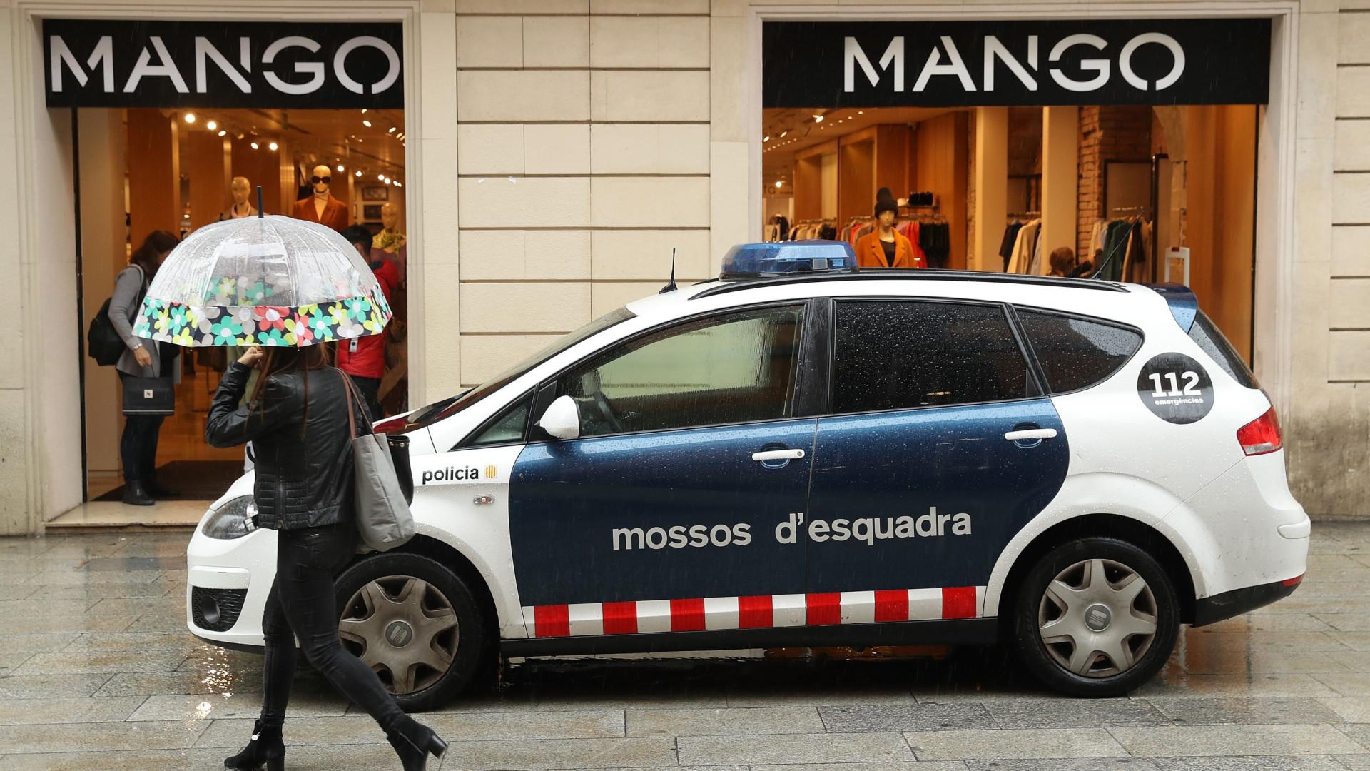 Tiroteio em Barcelona provoca um morto e um ferido