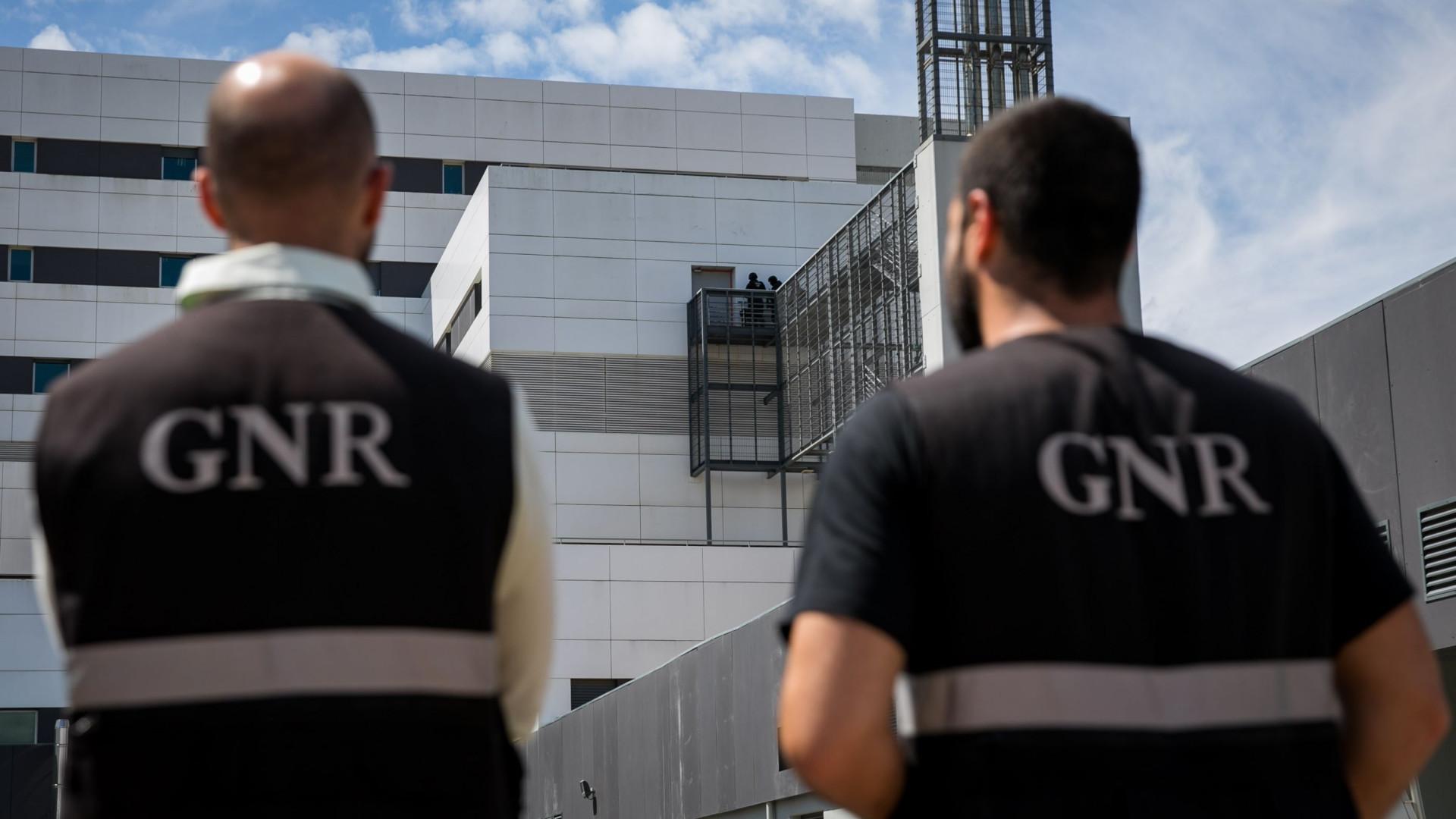 Detido por violência doméstica e posse ilegal de armas em Castelo Branco