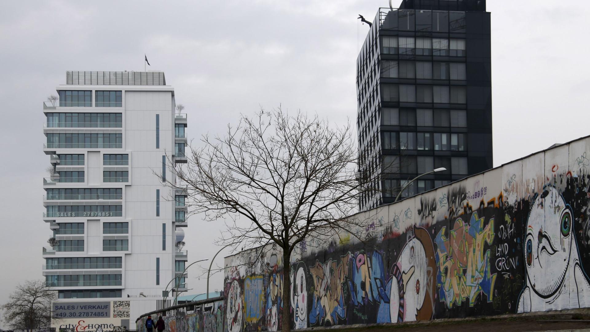 Berlim assinala dia da Unificação da Alemanha com vários protestos
