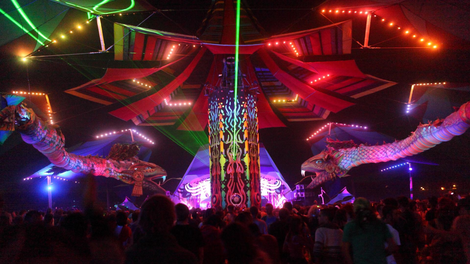 Mais de 20 pessoas detidas no Boom Festival por tráfico de droga