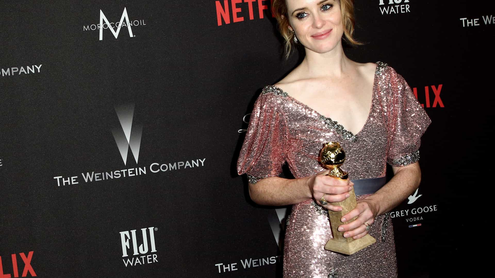 Claire Foy ganhou um Emmy… mas foi barrada na 'after party' do evento