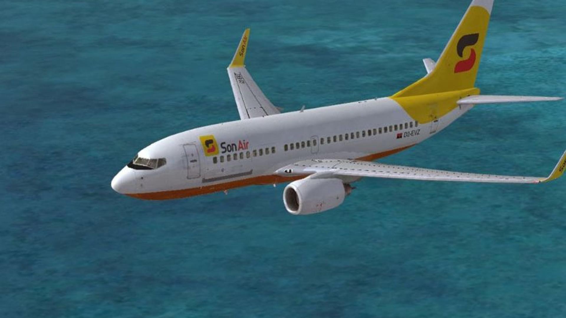Companhias aéreas de Luxemburgo e Canadá apoiam relançamento da Sonair