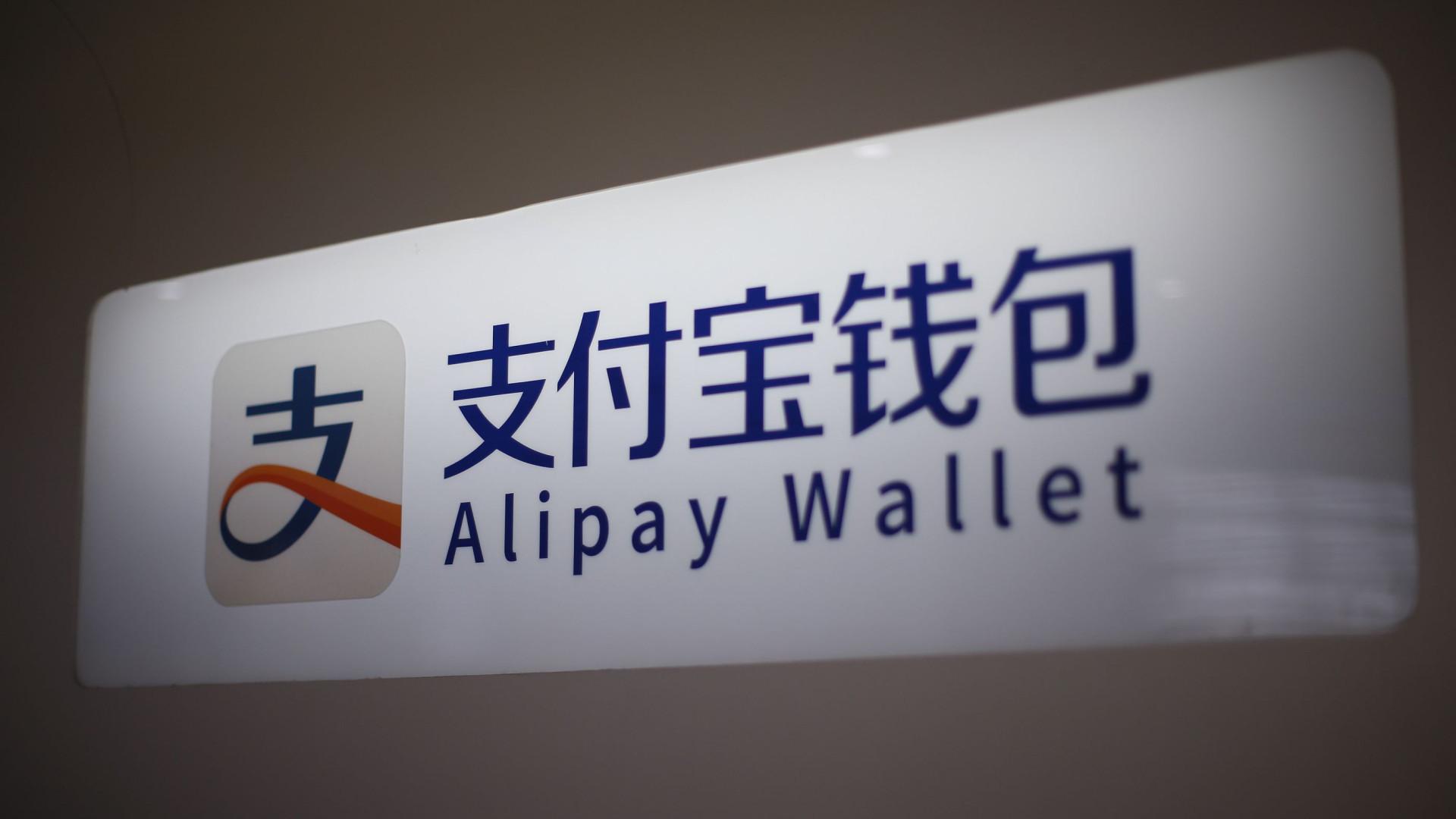 Huawei? Chineses dão mais valor à Alipay