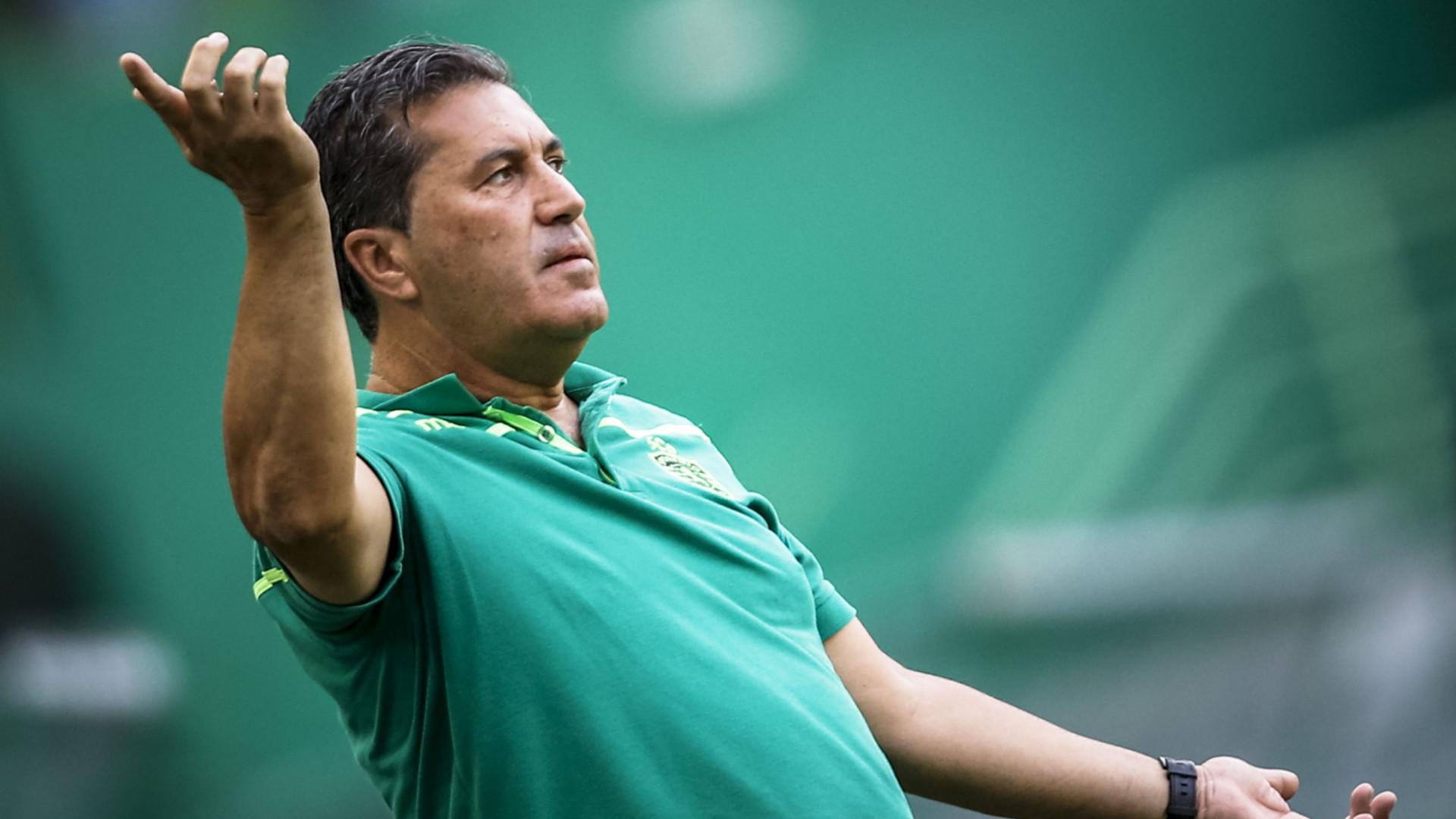 José Peseiro deixa Wendel fora da lista de convocados para o Moreirense