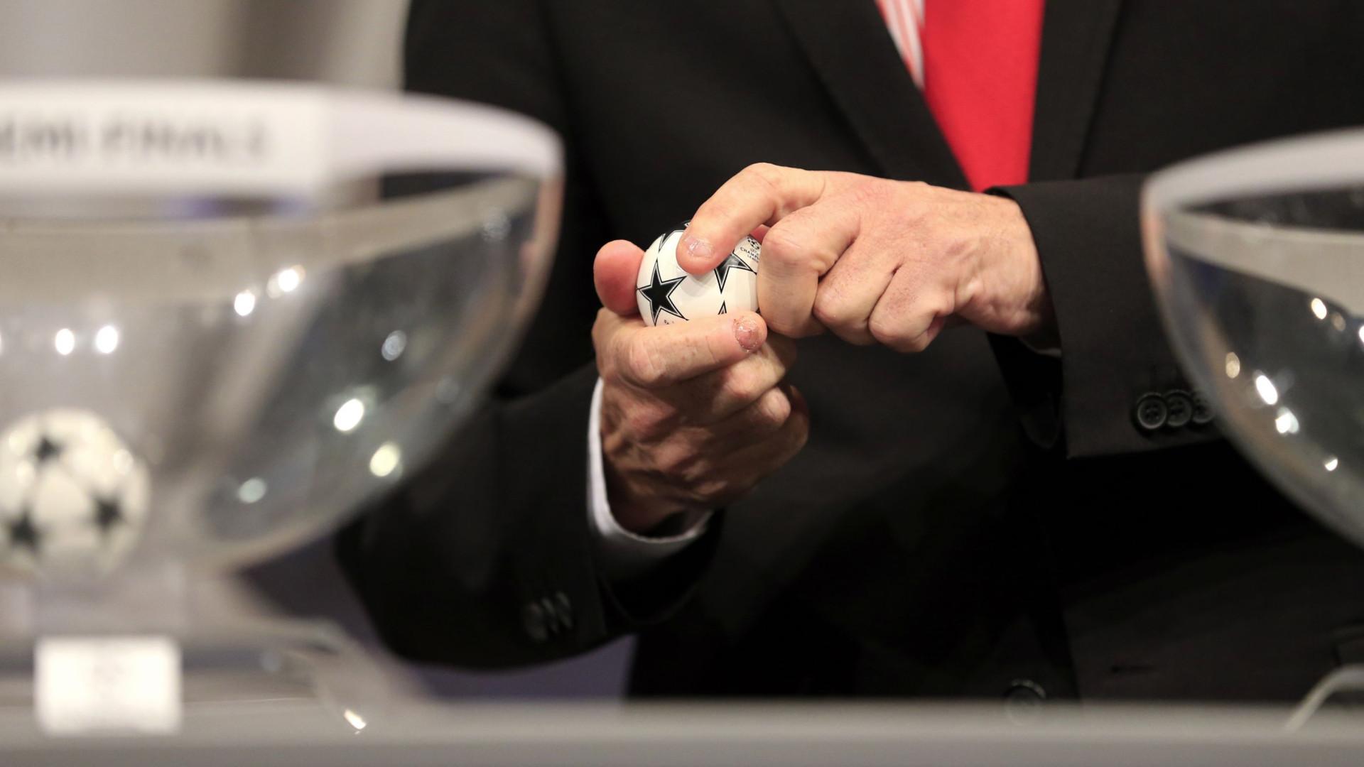 Champions: Se eliminar o Fenerbahçe, Benfica arranca playoff na Luz