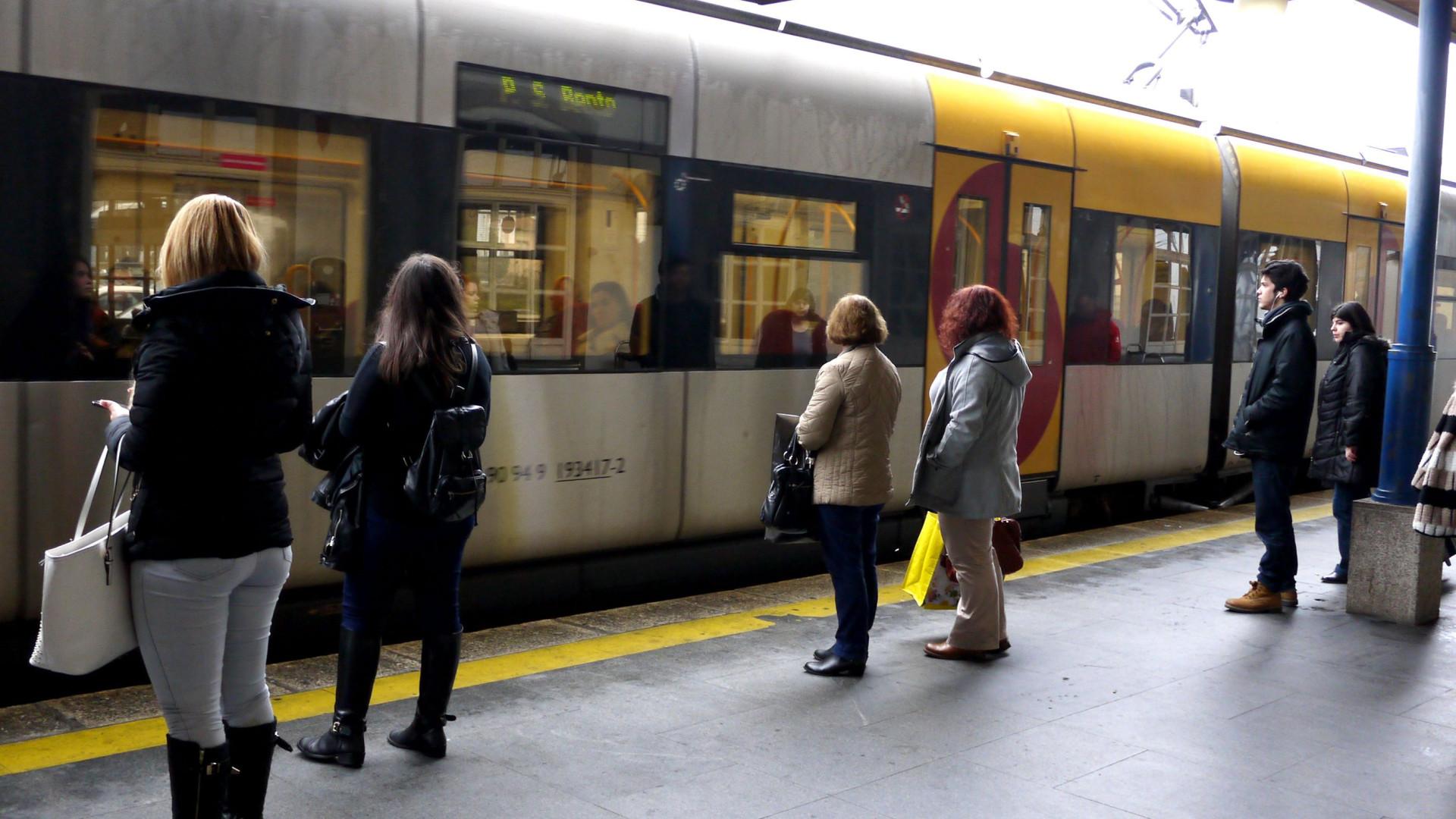 Trabalhadores do setor ferroviário manifestam-se 4.ª feira em Lisboa