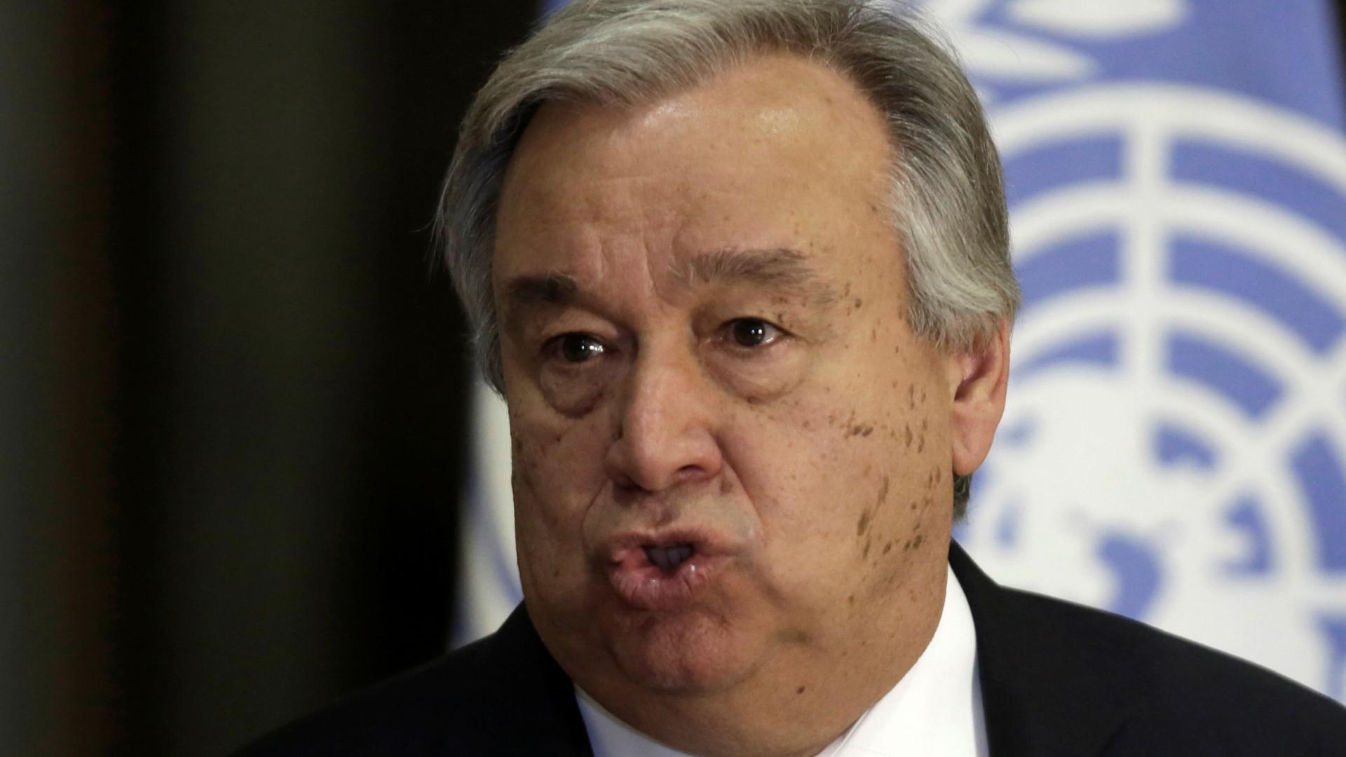 Guterres saúda decisão da Malásia de abolir a pena de morte