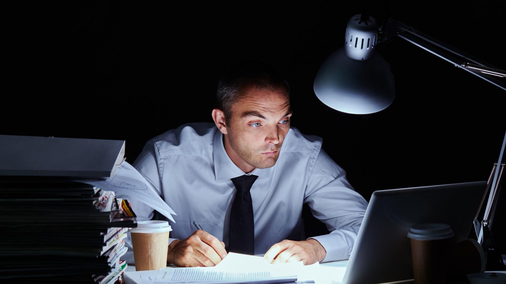 É viciado em trabalho? Saiba identificar os sinais