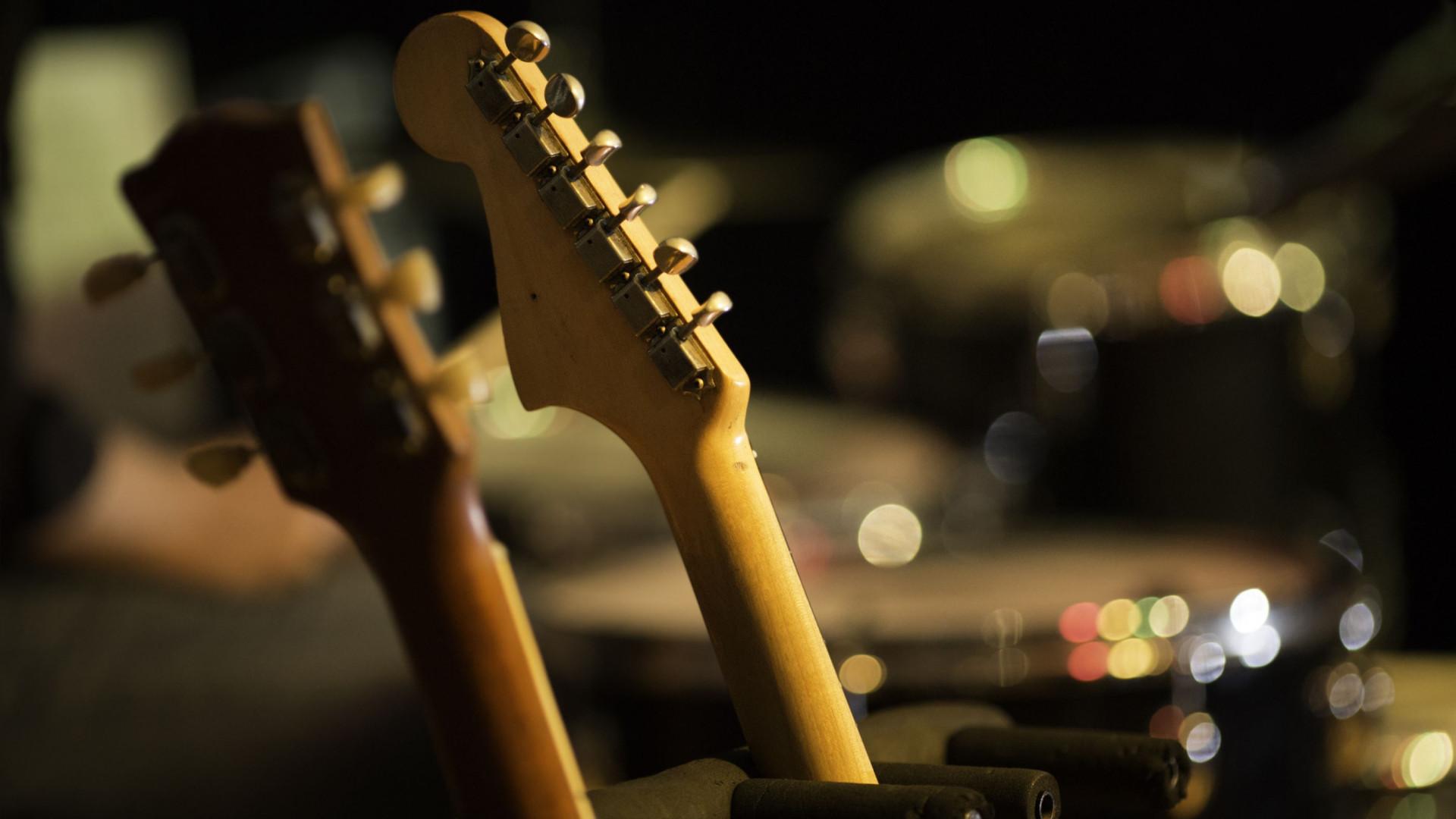 Minneman Blues Band e Jean Paul Rena no festival River Blues em Barcelos