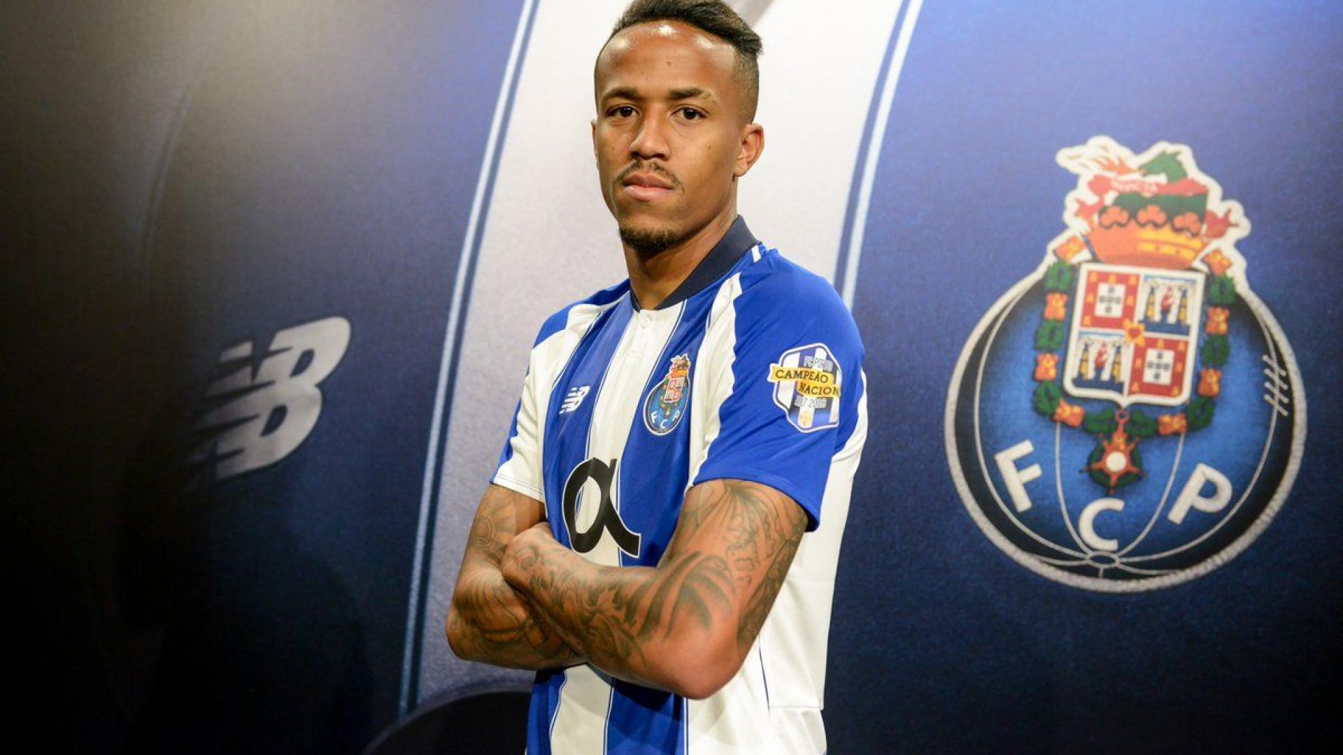 Oficial: Éder Militão já é jogador do FC Porto