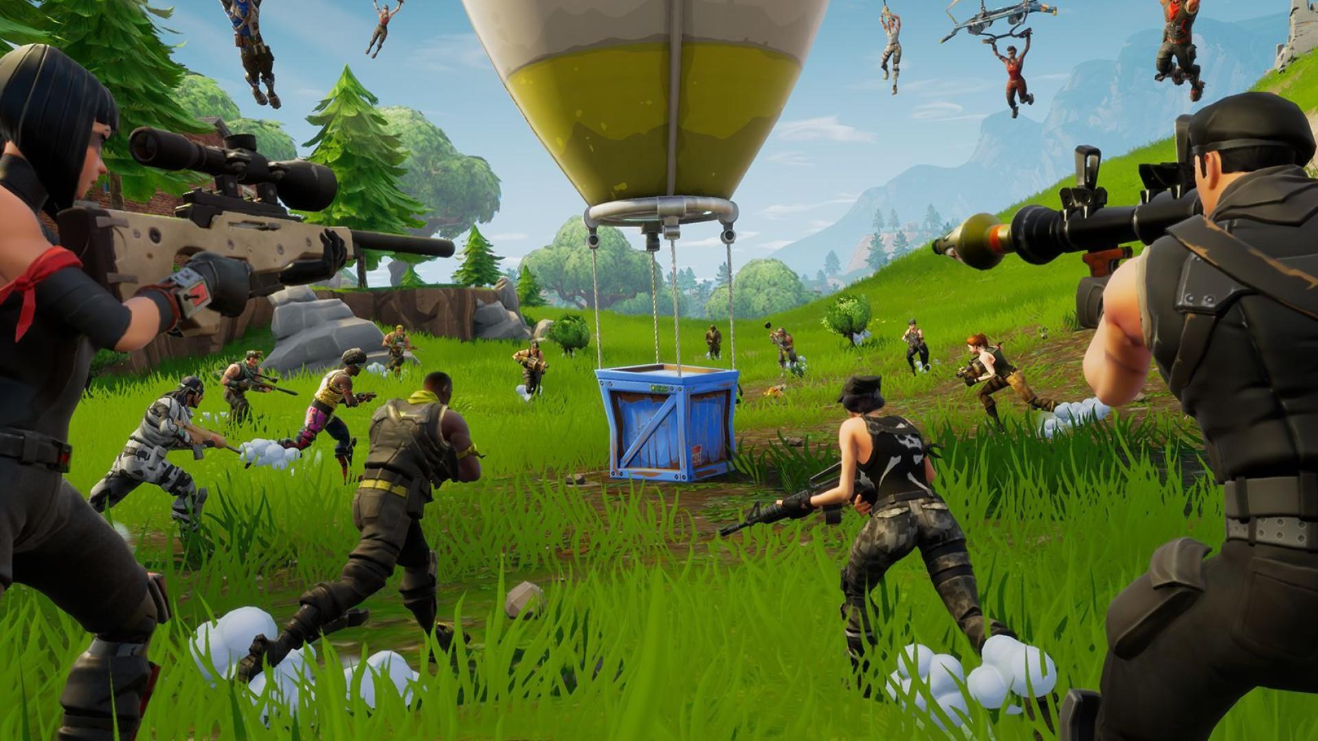 Sucesso de 'Fortnite' leva Epic Games a desistir de 'Unreal Tournament'
