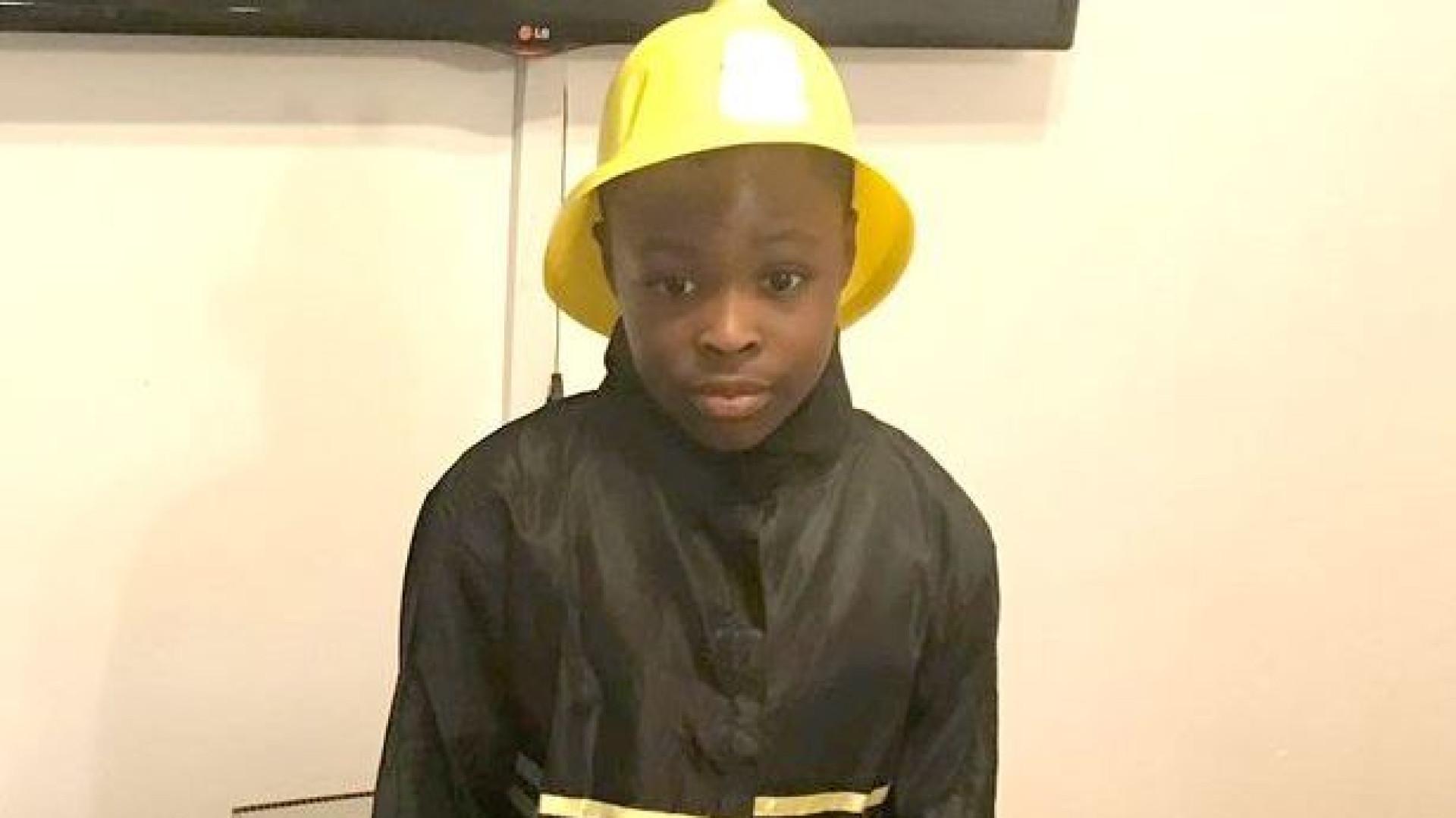 Irmão de criança que morreu em incêndio em Londres seria o alvo do ataque