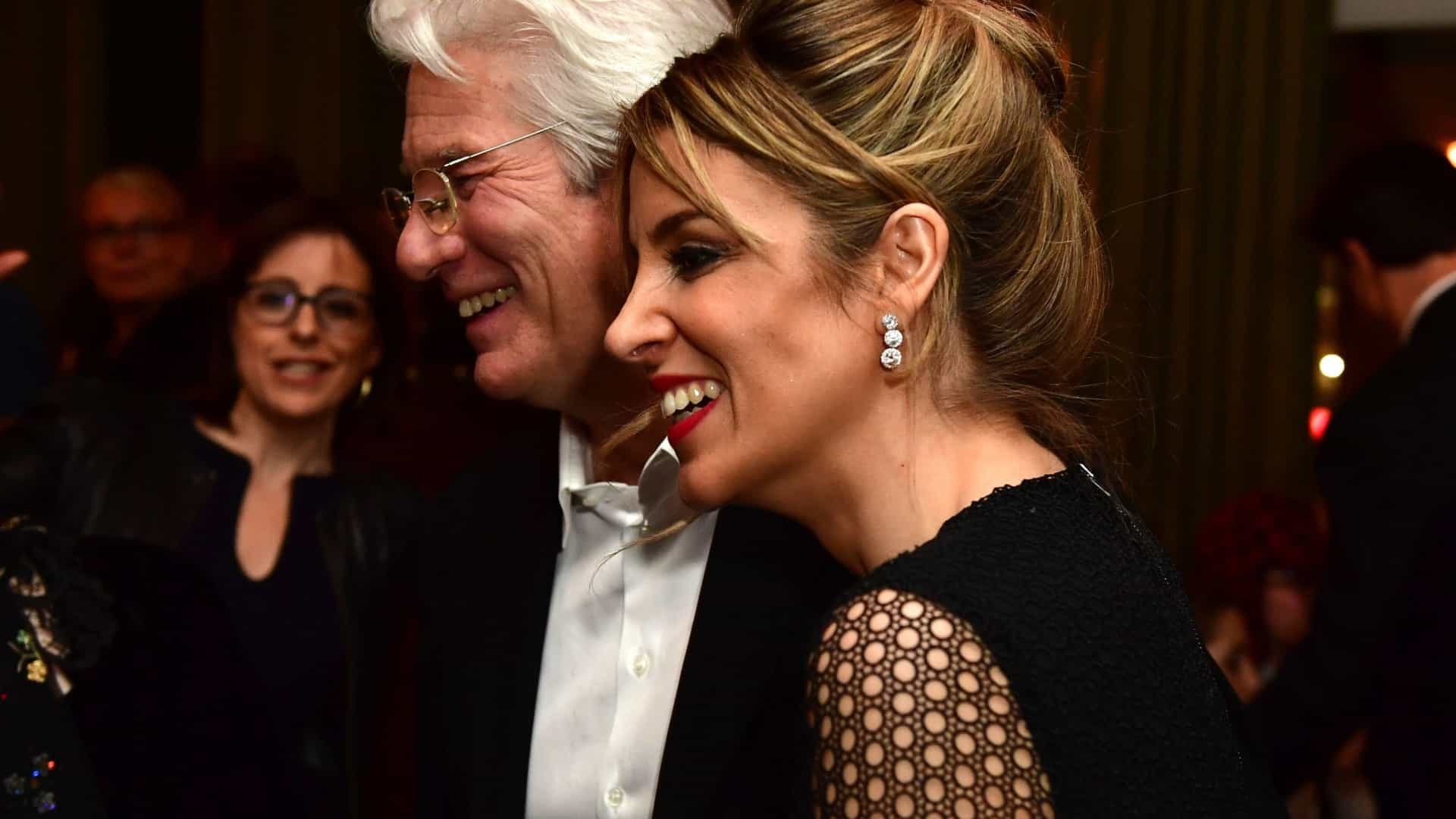 Aos 68 anos, Richard Gere vai ser pai pela terceira vez
