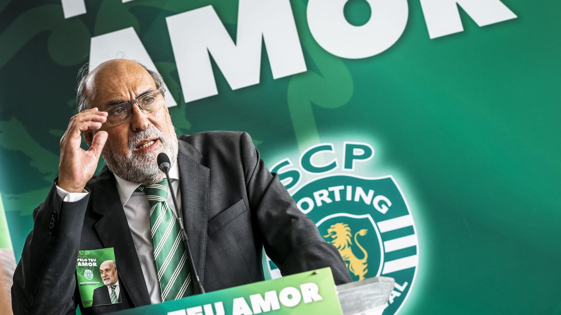 """Dias Ferreira formaliza candidatura: """"É para ir até ao fim"""""""