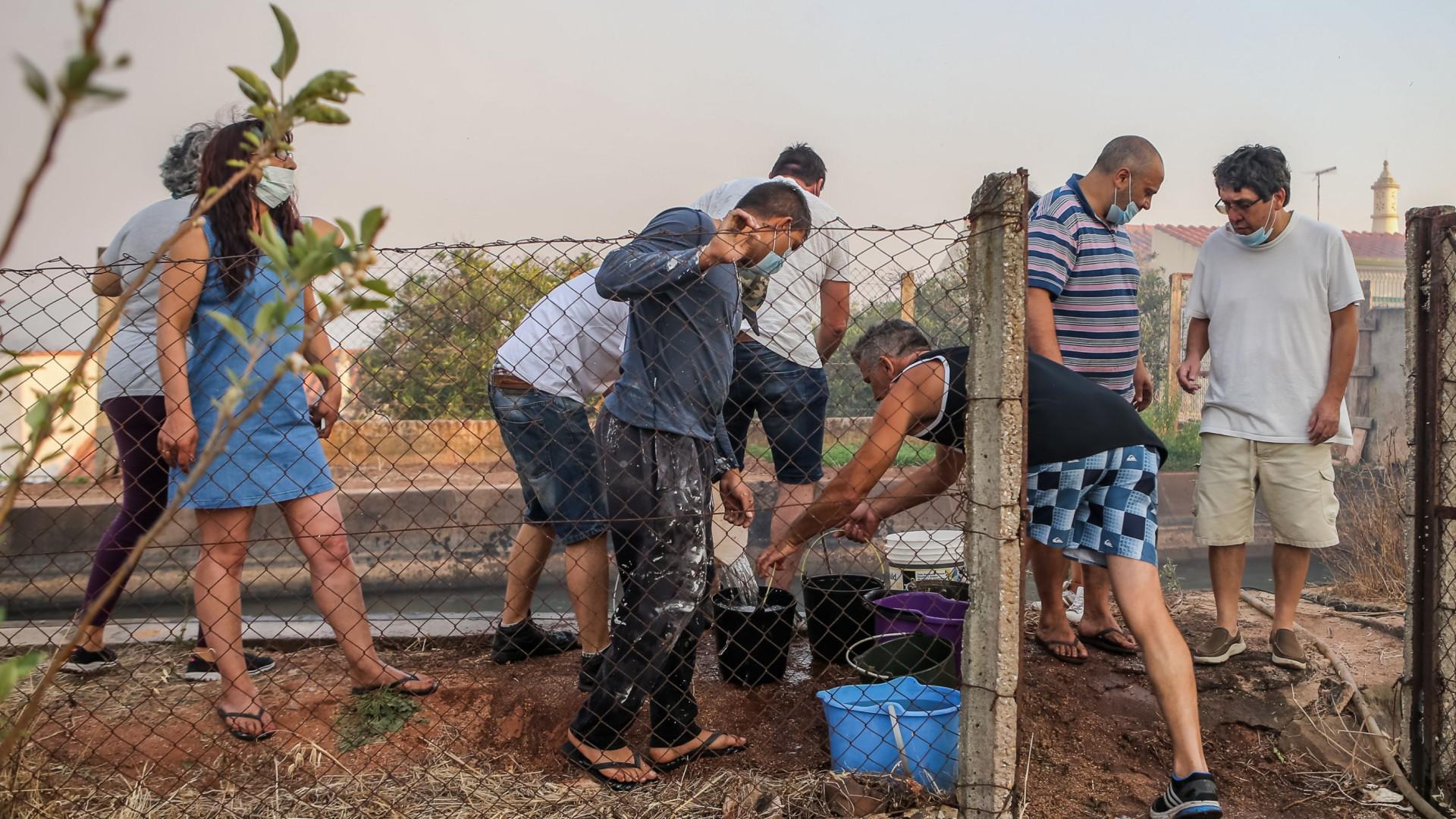 Quase 700 pessoas em Monchique receberam apoio social