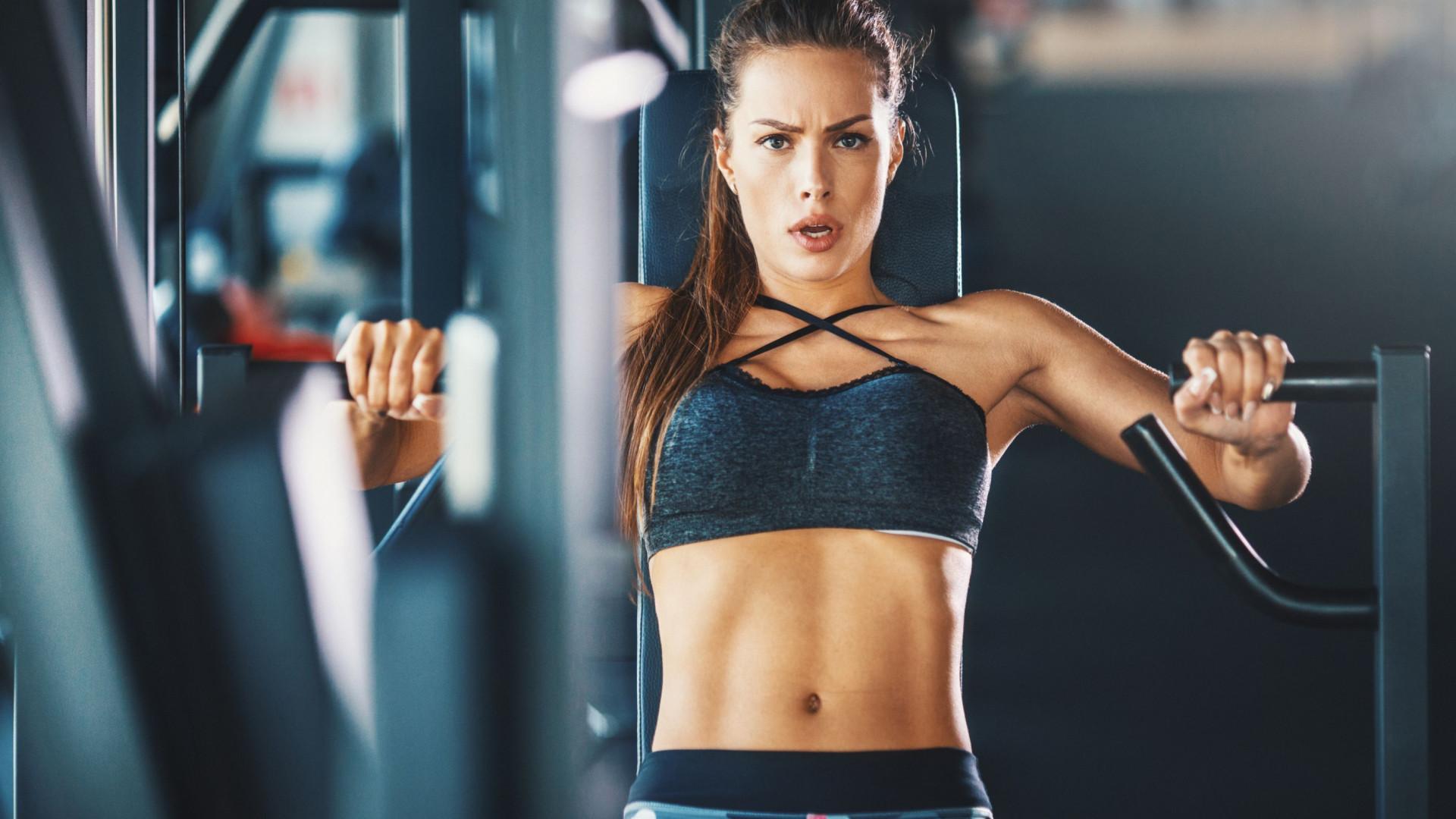 Por que nunca deve dar 100% no ginásio, de acordo com um especialista