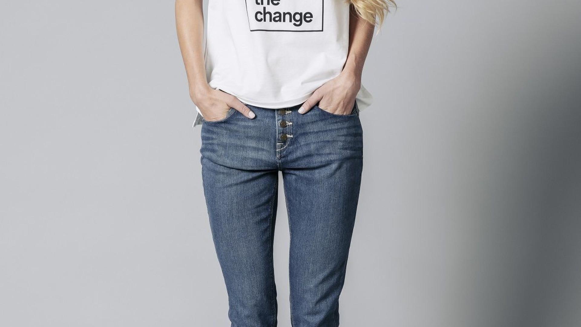 Moda de verão. Serão estes os jeans mais sustentáveis do mundo?