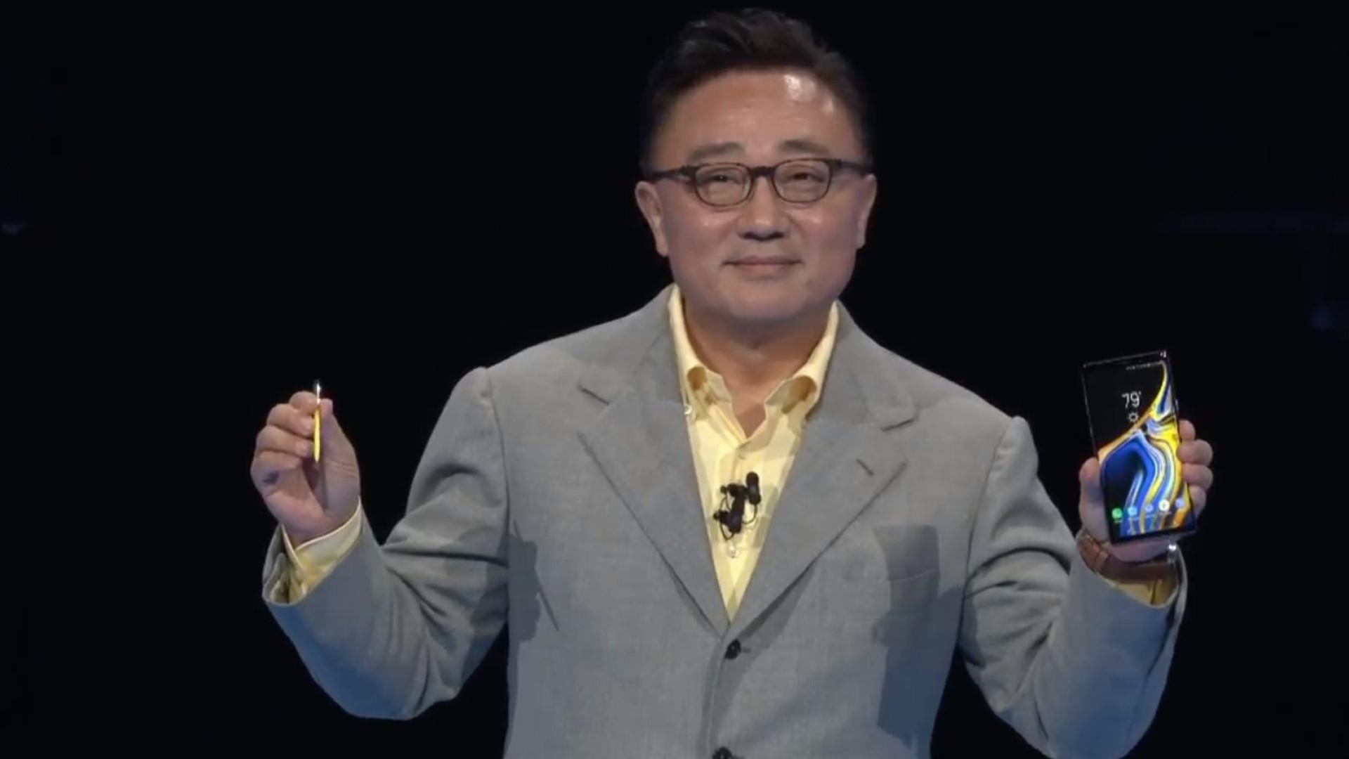 Galaxy Note 9: Fique a conhecer o novo topo de gama da Samsung