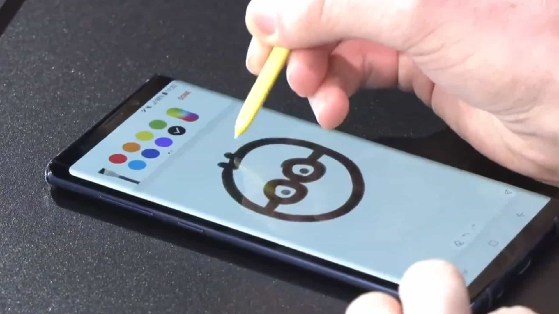 O modelo mais caro do Galaxy Note 9 é também o mais procurado
