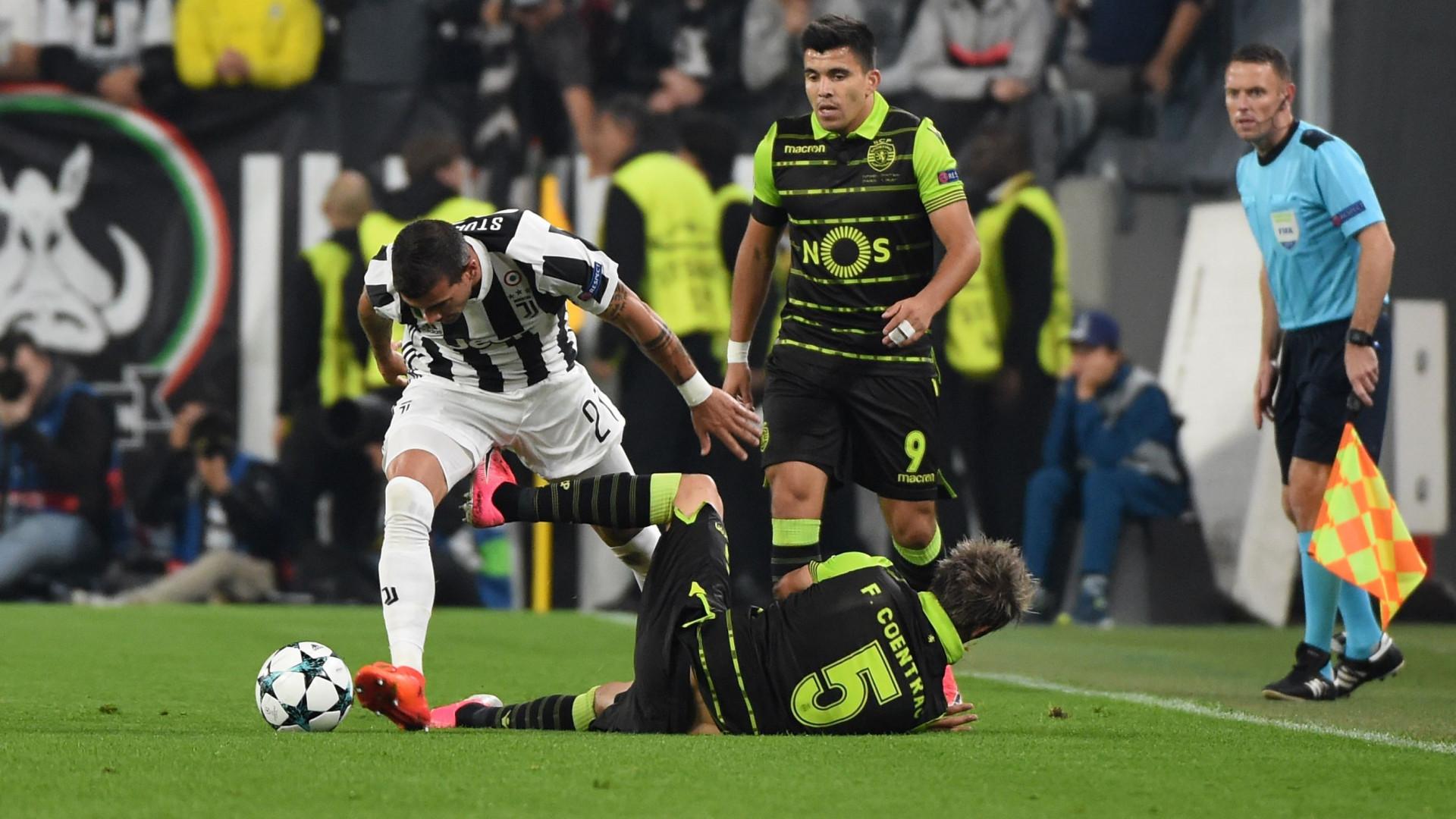 """A despedida de Sturaro: """"Dei tudo pelas cores bianconeri até ao fim"""""""