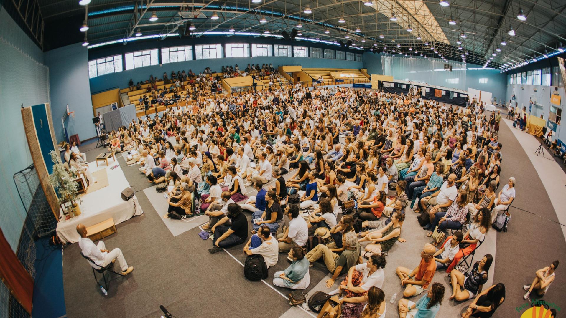 Visite o maior evento nacional de bem-estar e de desenvolvimento pessoal