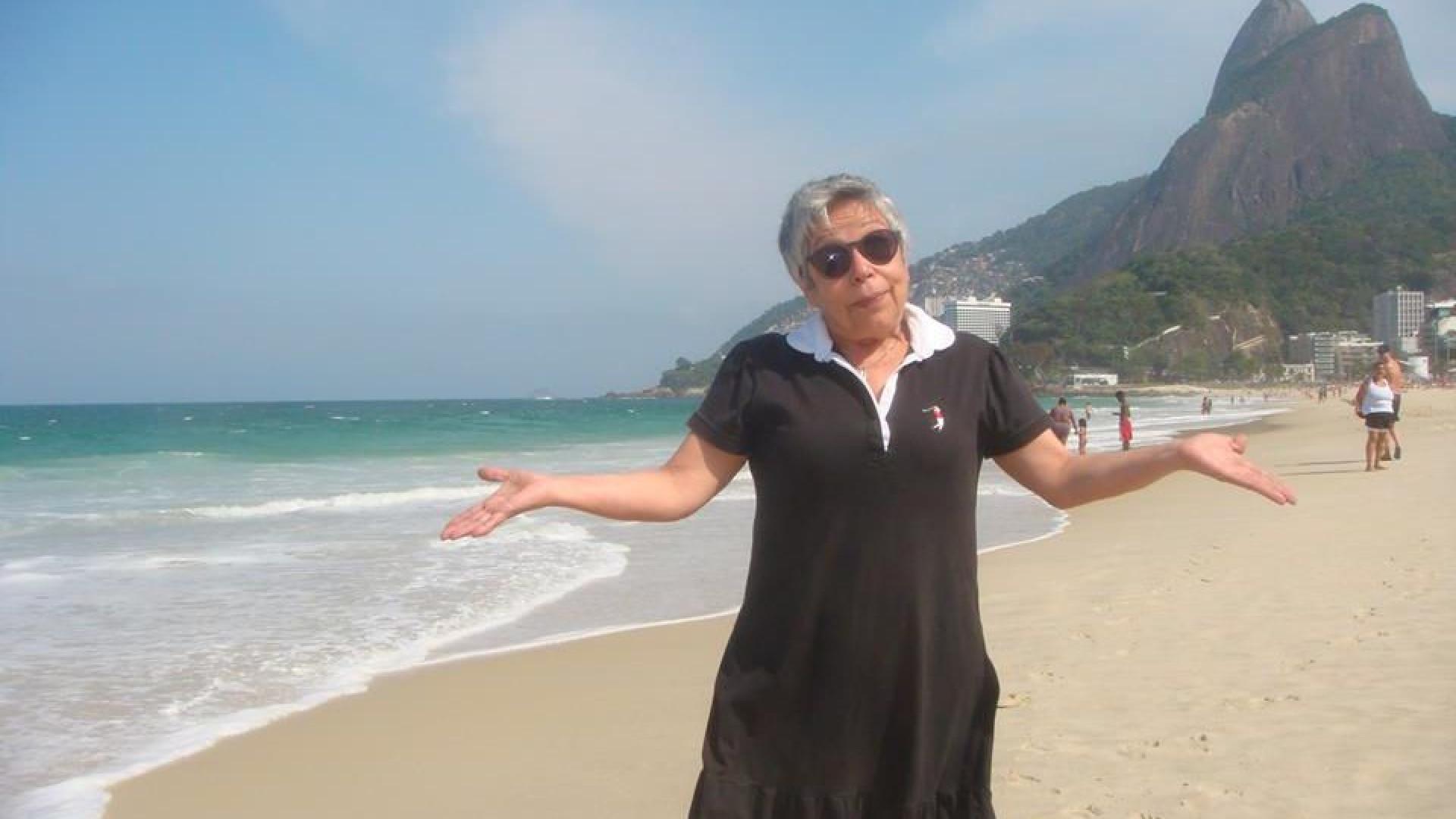 Maria Vieira está de regresso a Portugal