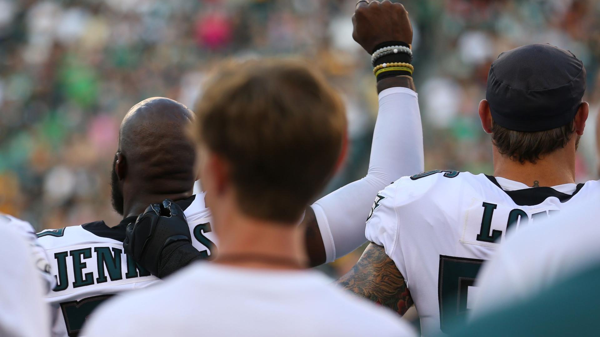 Regressaram os protestos à NFL e Trump volta a criticar os jogadores