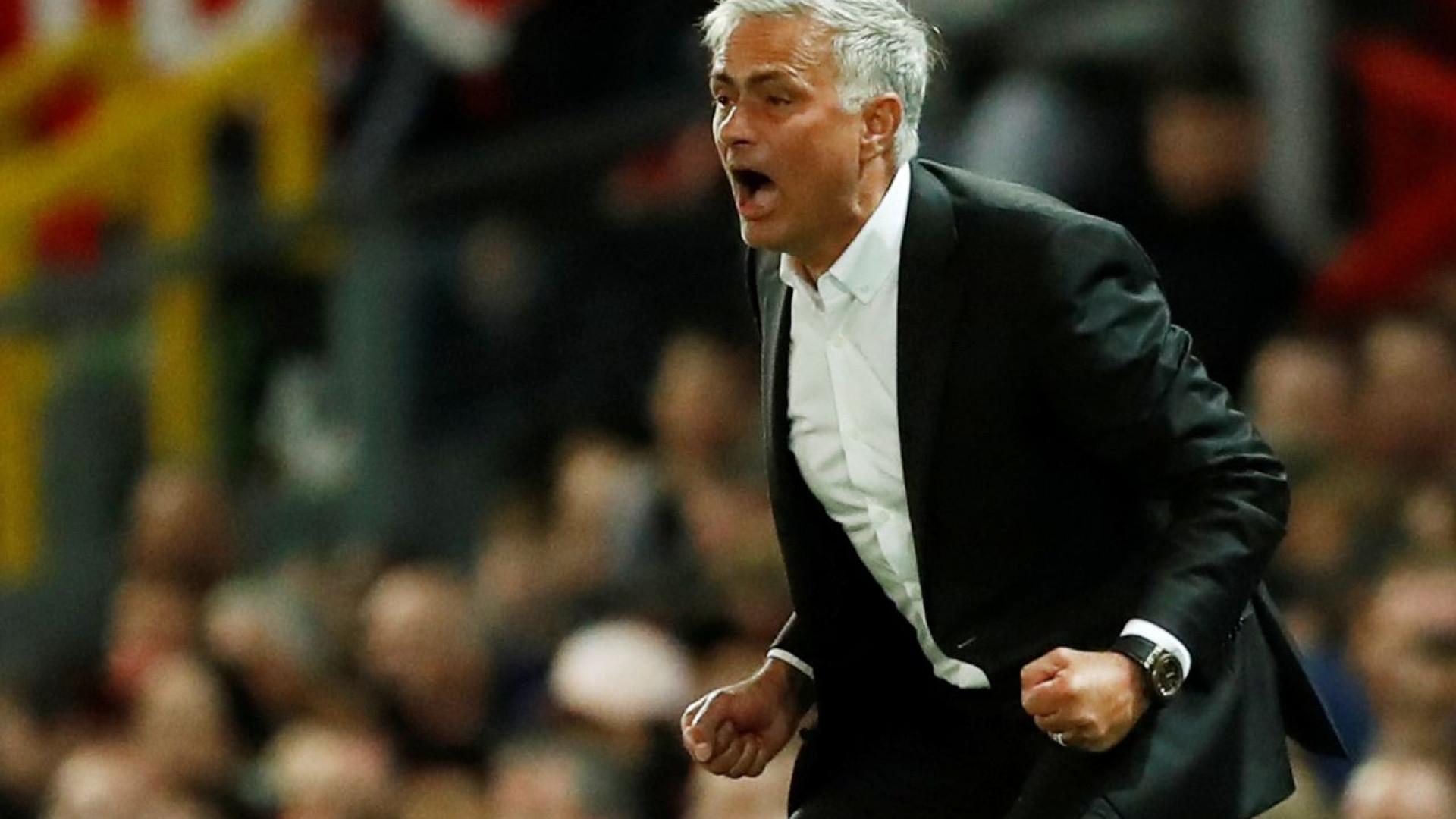 Mourinho entra da melhor forma em 2018/19 com vitória sobre o Leicester