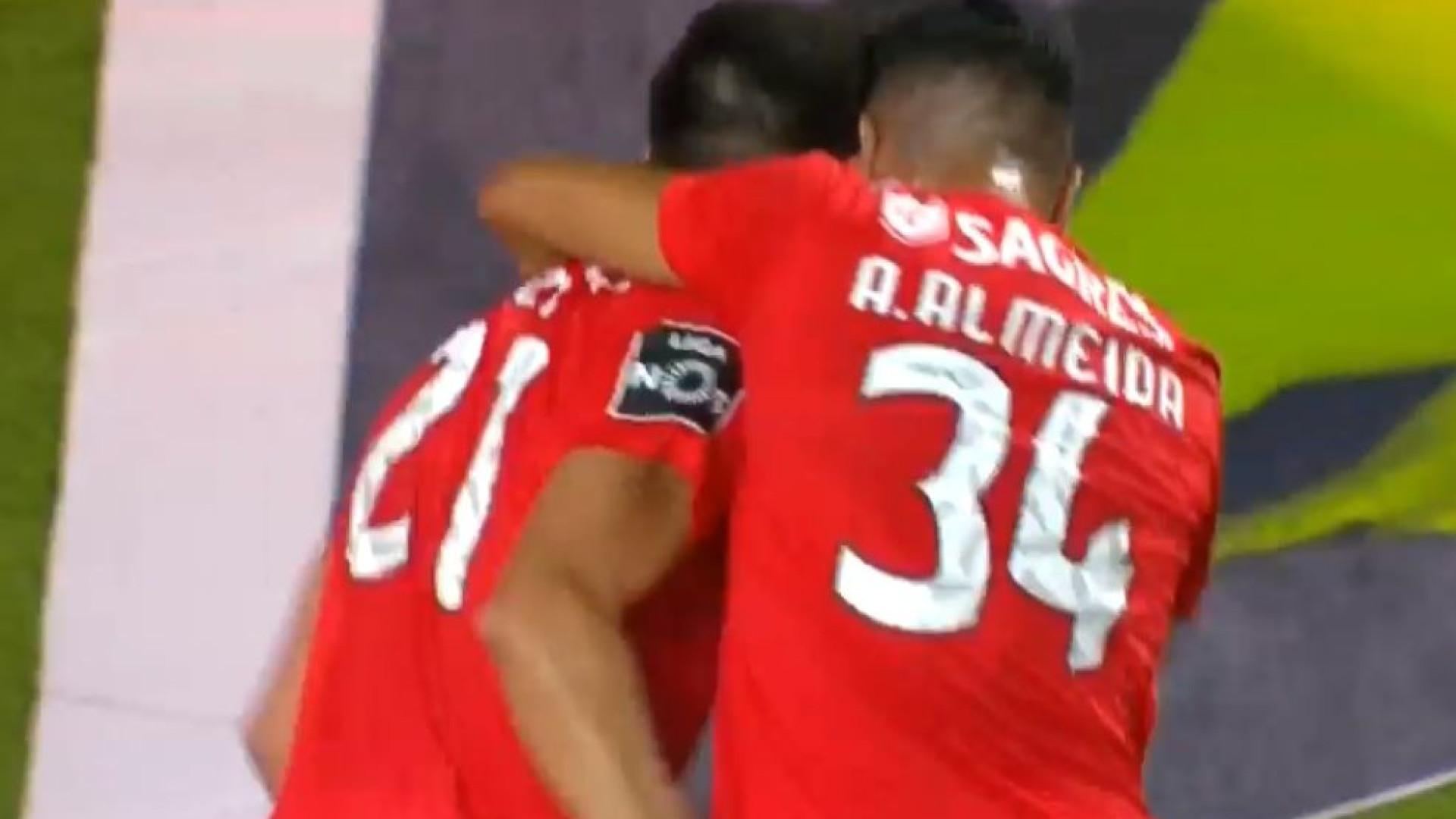 Resumo: Não perca os melhores momentos do Benfica-Vitória