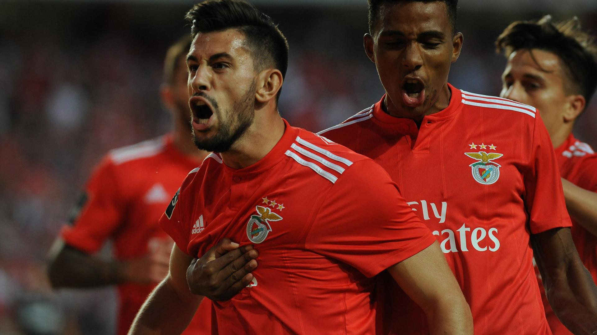 O melhor do Benfica: Um comandante, uma pérola em bruto e ainda… o tango