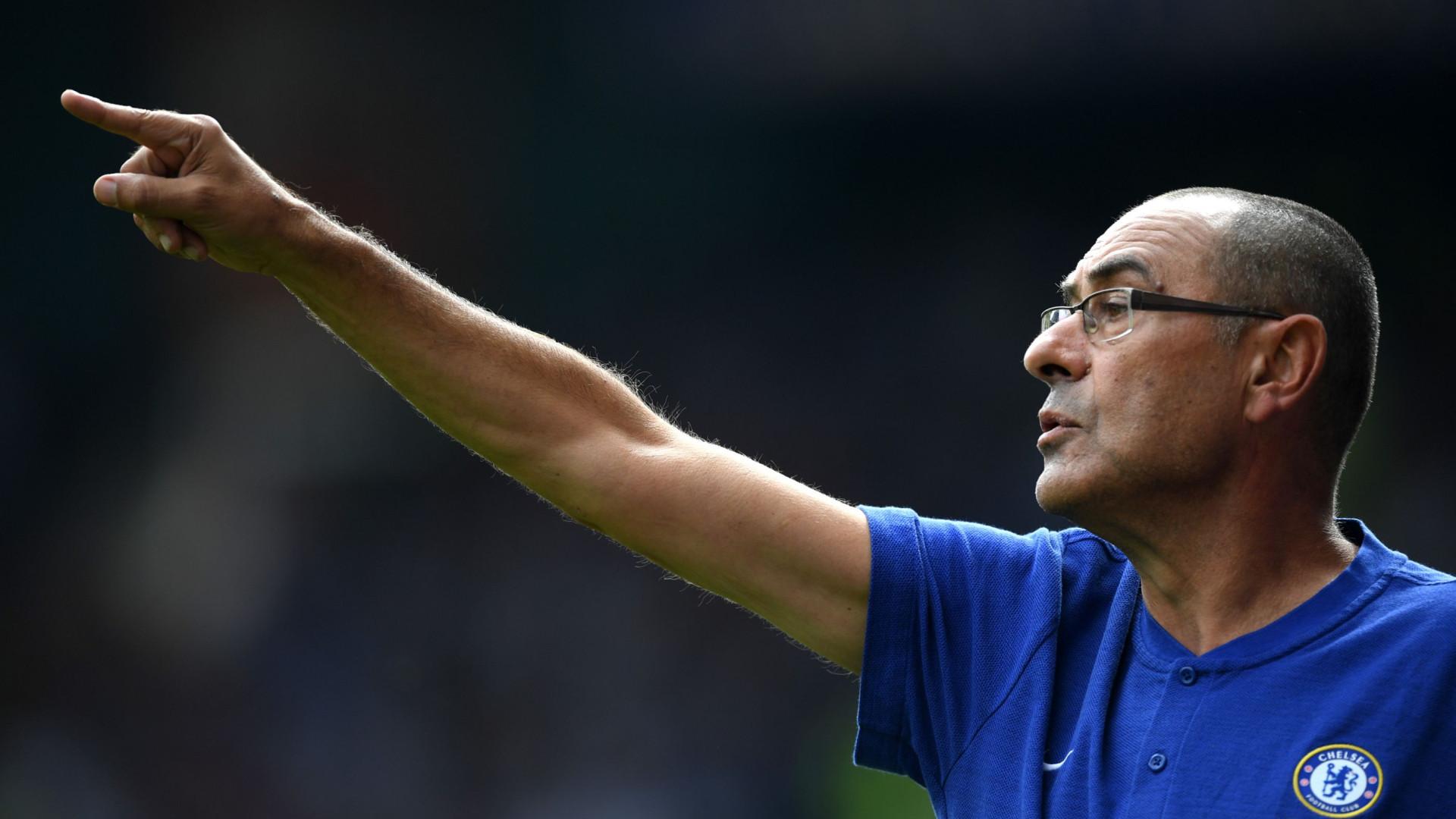 Chelsea inicia Premier League com vitória no campo do Huddersfield