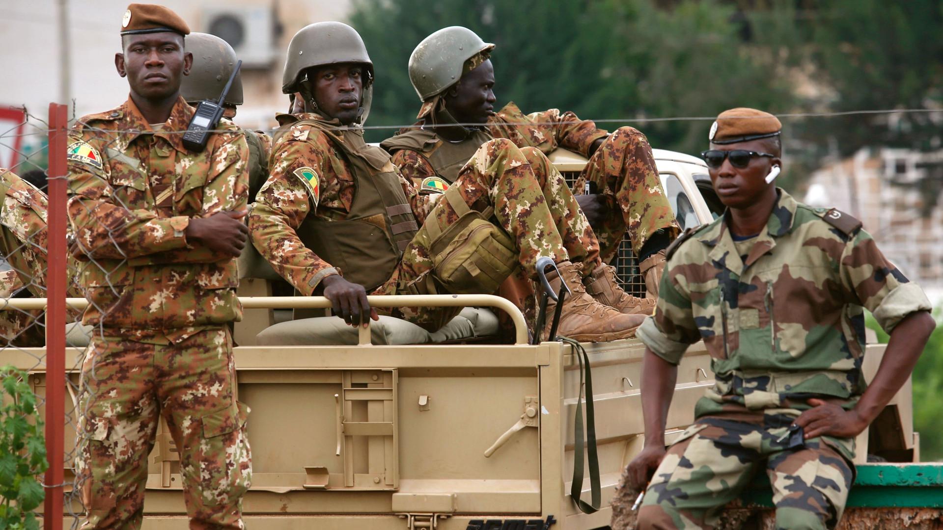 Serviços de informações do Mali dizem ter impedido ataques na capital