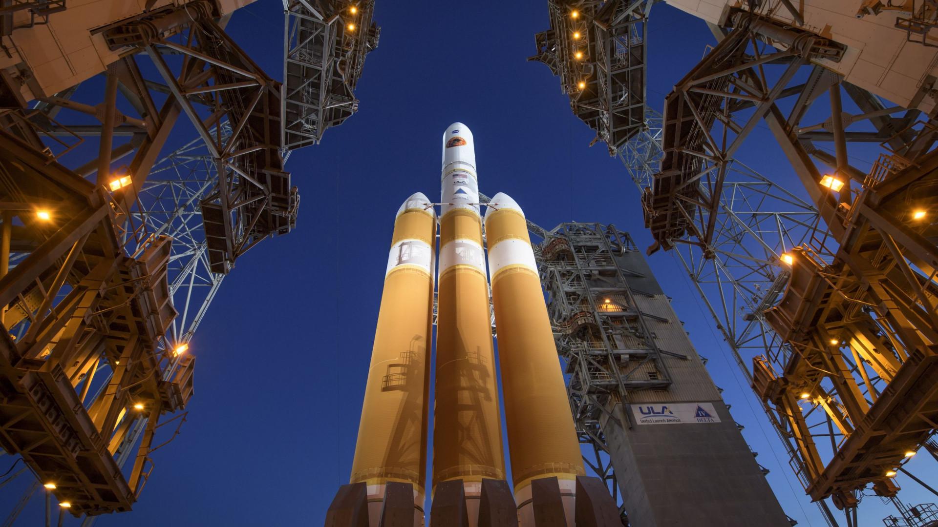 NASA lança com sucesso sonda que vai estar mais perto do Sol