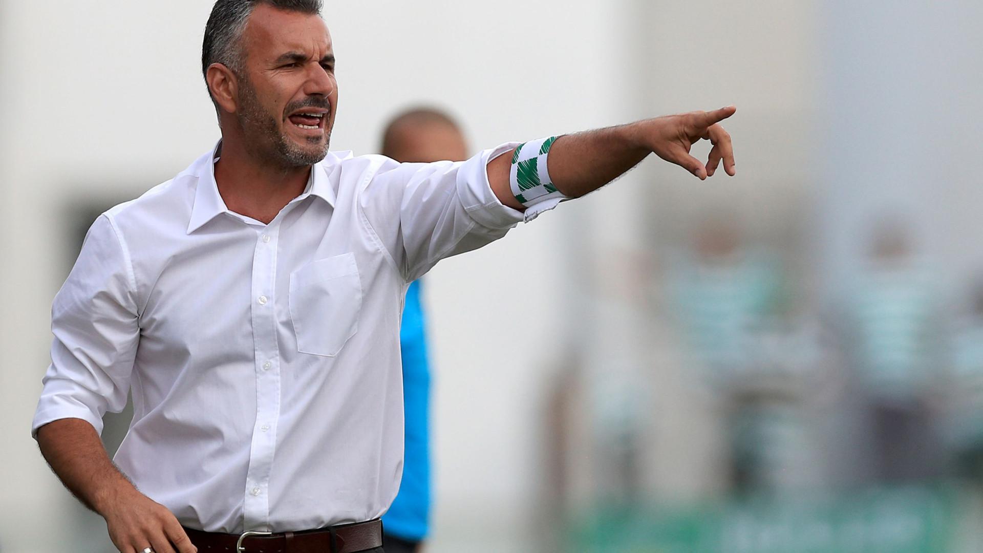 """Moreirense vai """"brigar por um bom resultado"""" na receção ao Santa Clara"""