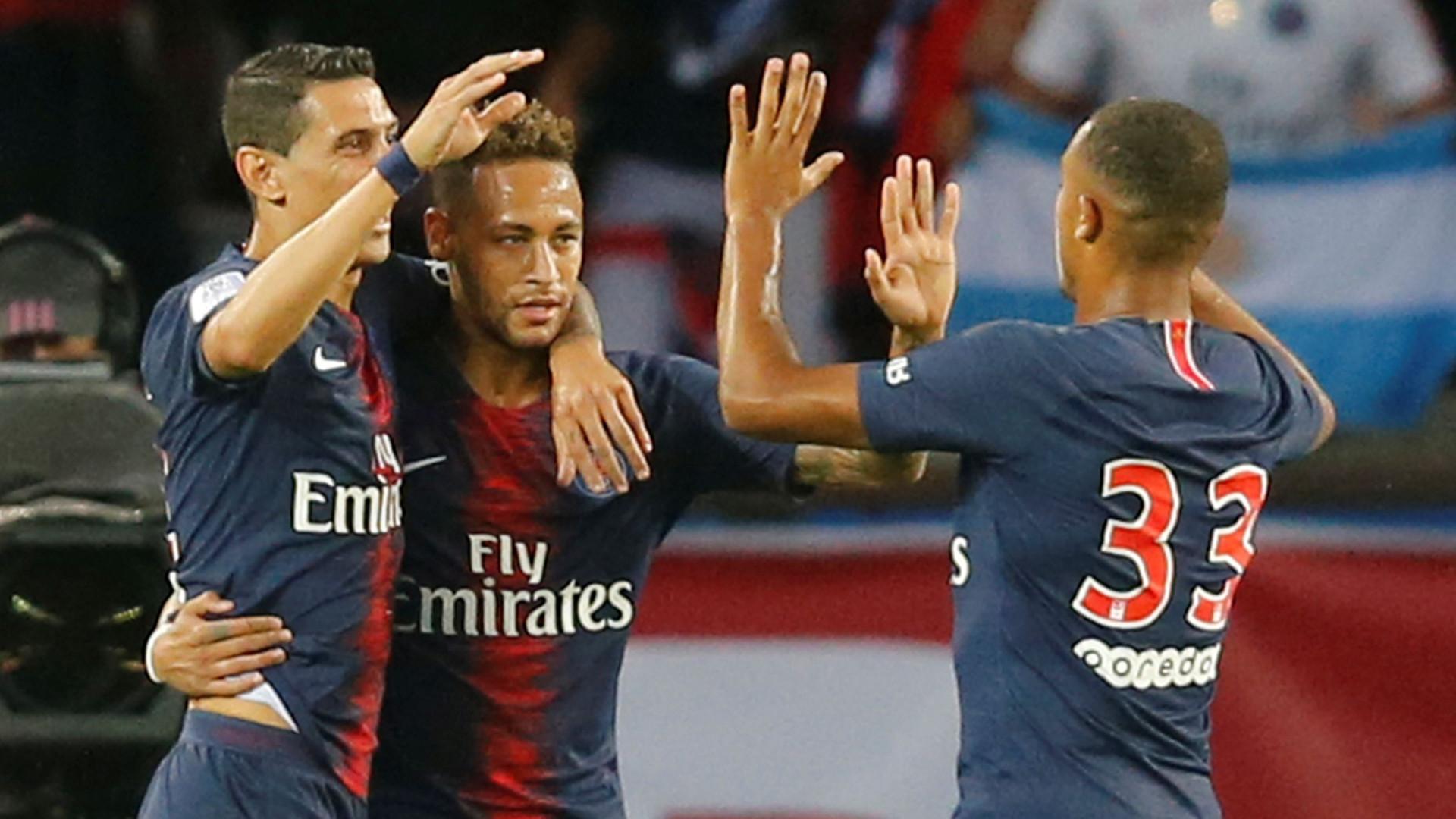 PSG entra no campeonato a vencer com a ajuda de Neymar