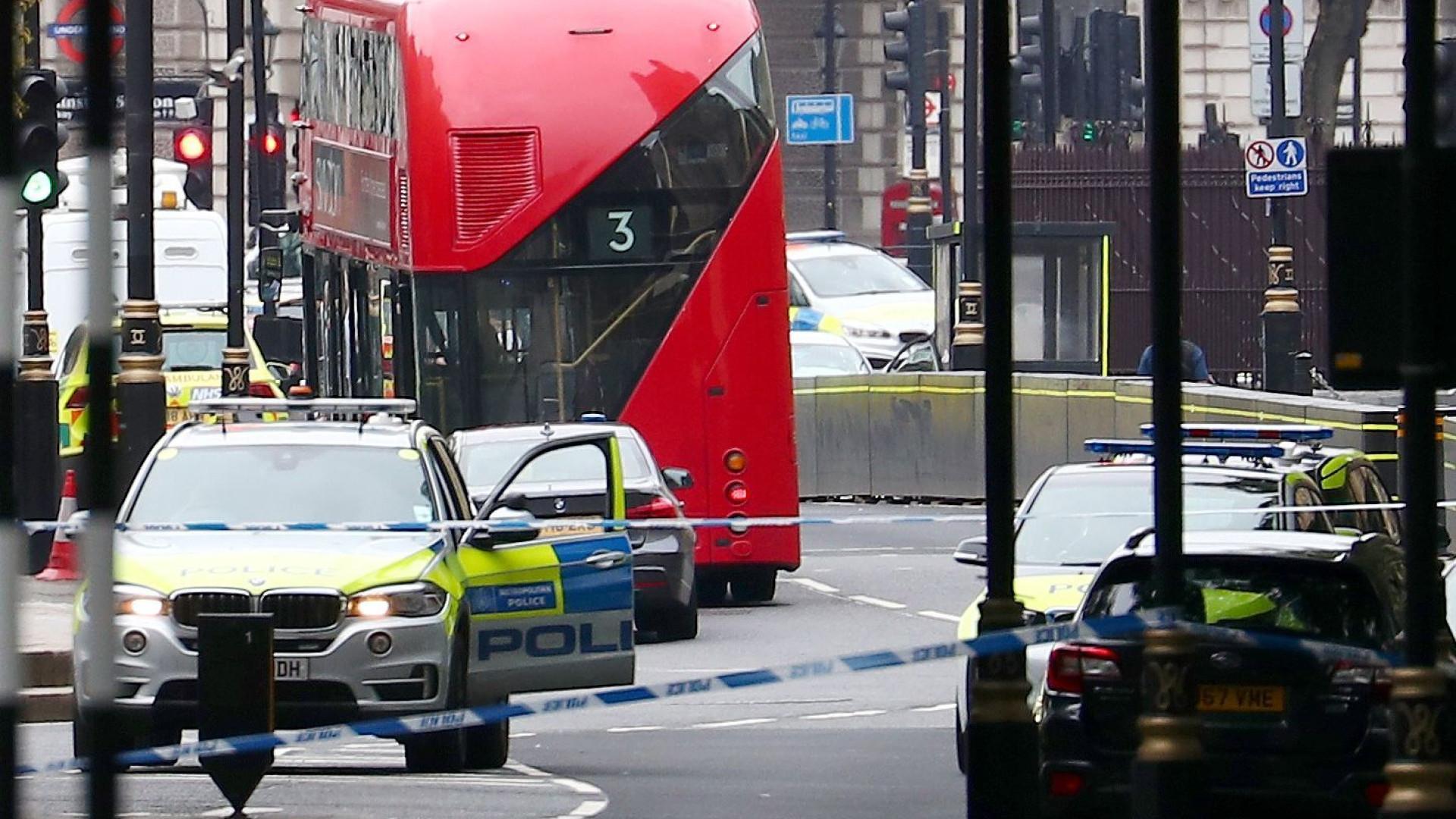 Westminster: Polícia não descarta hipótese de atentado terrorista