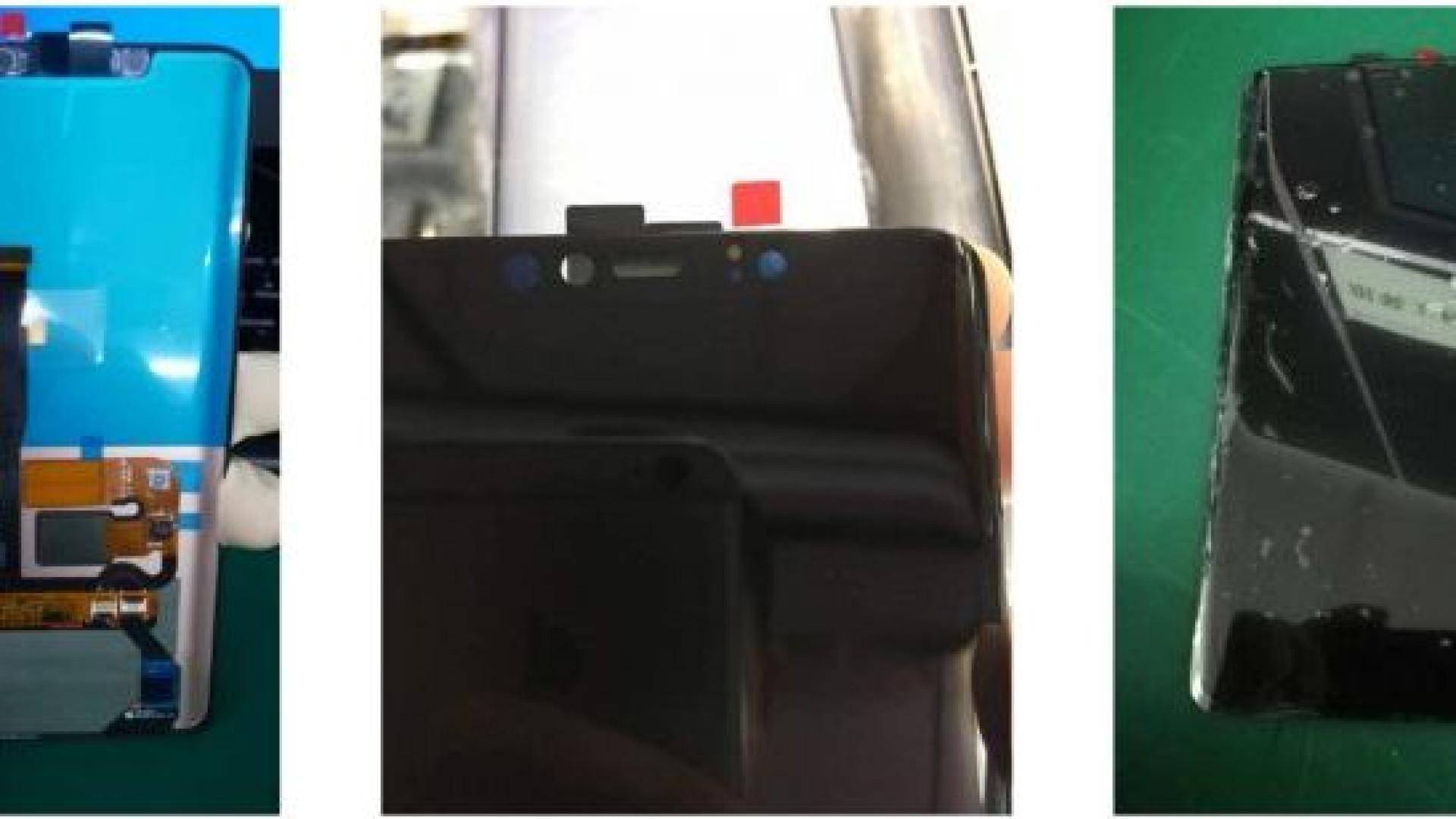 Imagens de topo de gama da Huawei apontam para novidade de peso
