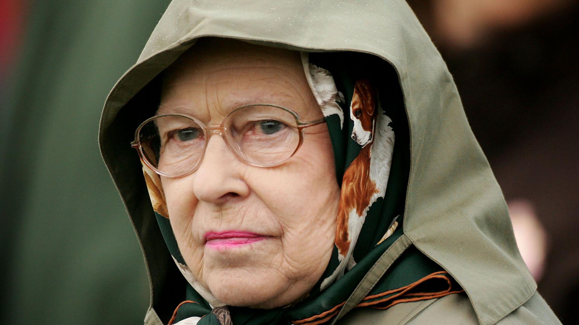 Isabel II não poderá comer um dos seus pratos favoritos... para já