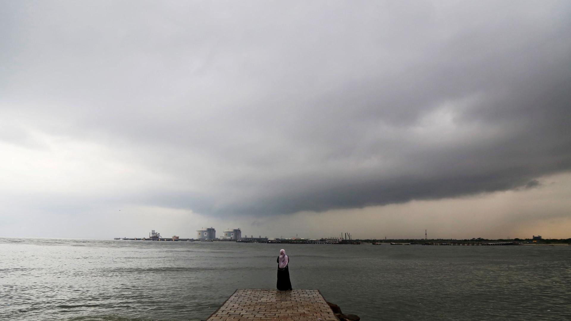 Cargueiro português envia sinal de emergência ao largo de Cochim