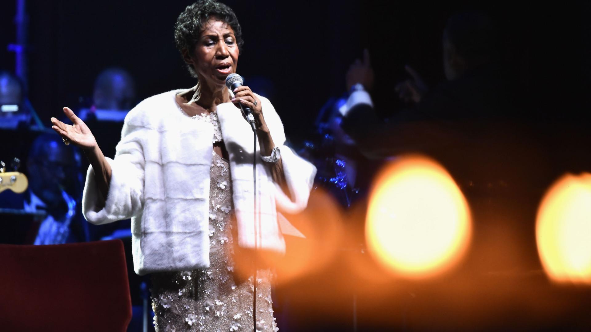 Fãs de Aretha Franklin vão poder despedir-se da cantora