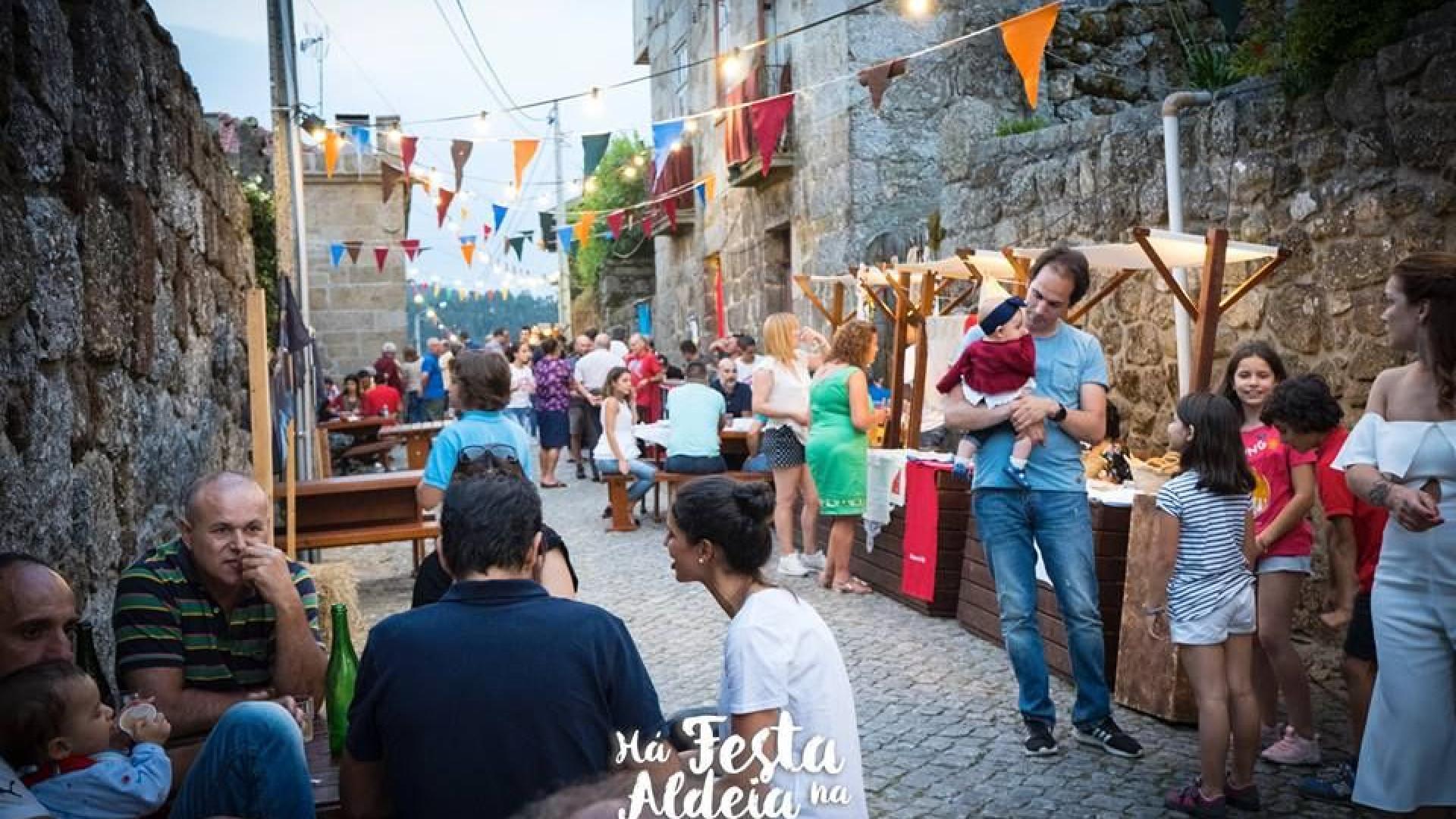 'Há Festa na Aldeia' pretende estimular populações em tempo de verão