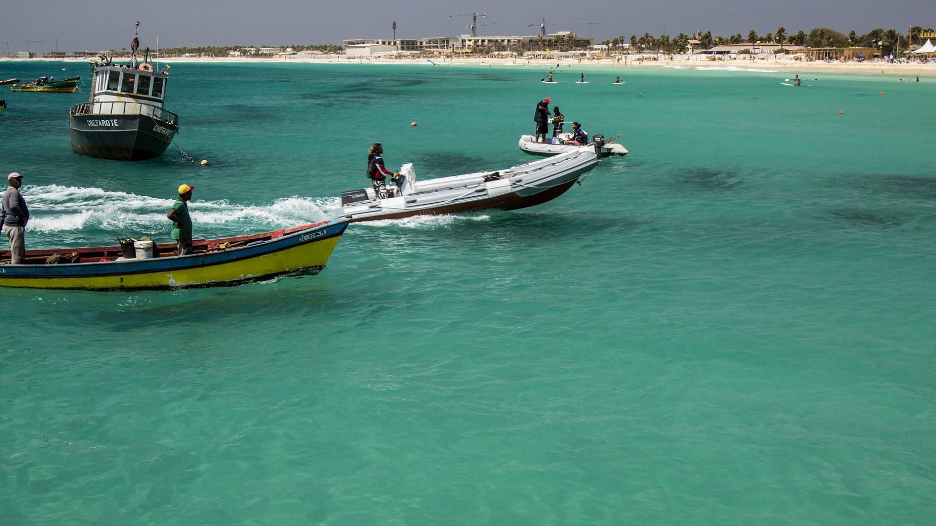 Zona Especial da Economia Marítima de Cabo Verde em Saragaça