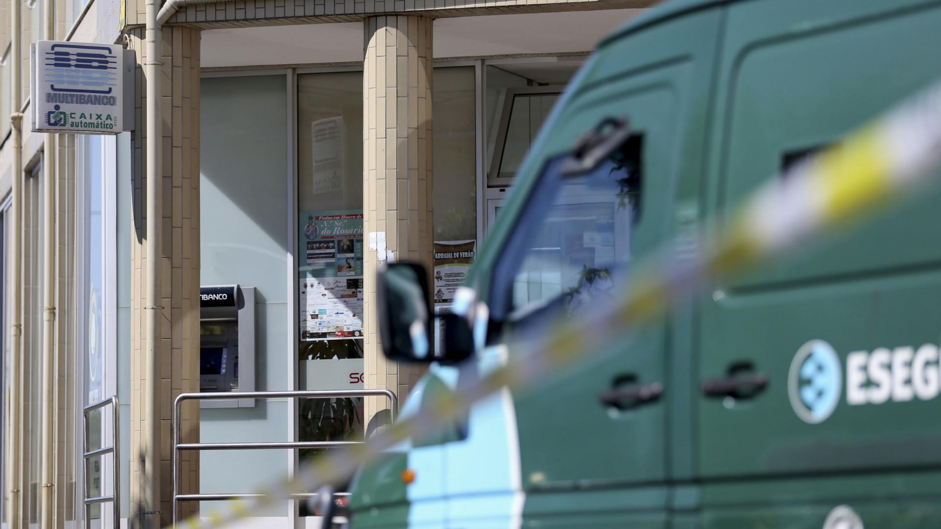 Assalto a carrinha de valores em Fafe. Dois homens em fuga