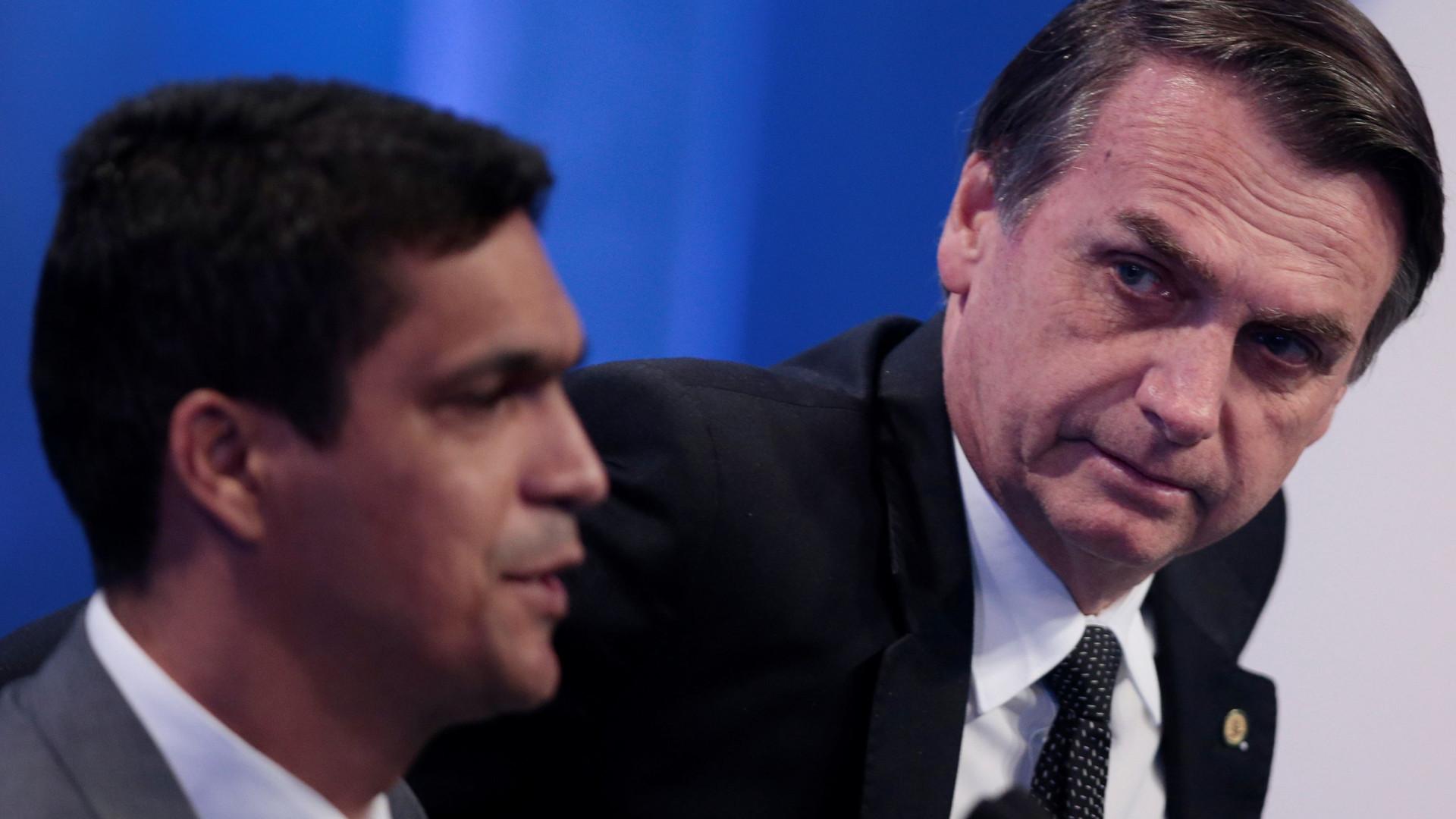 """Se vencer, Bolsonaro diz que Brasil sai da ONU. """"Não serve para nada"""""""