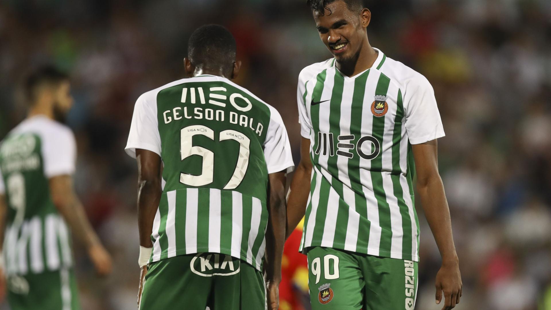 Rio Ave conquista primeira vitória na receção ao Marítimo